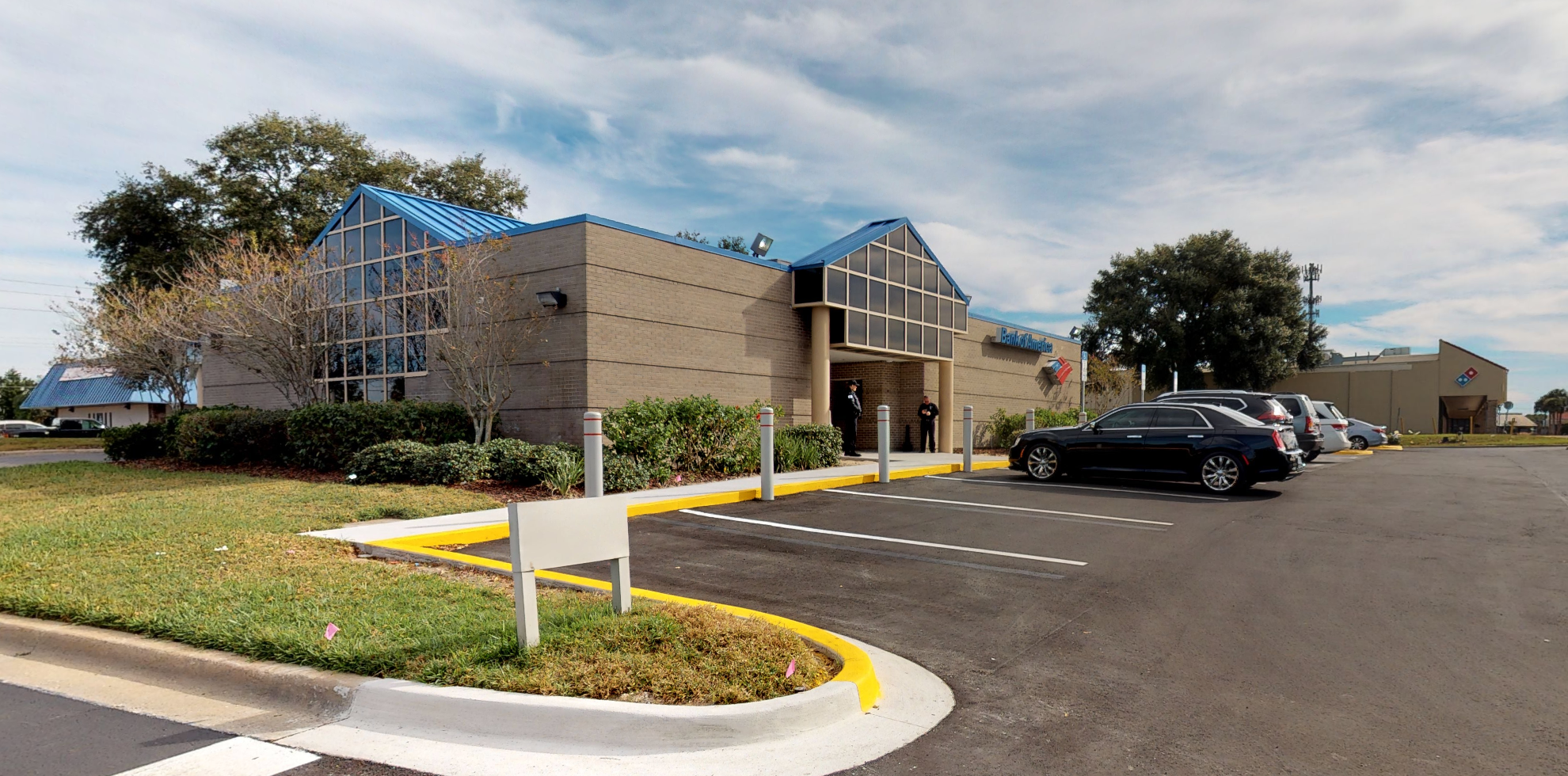 Bank of America financial center with drive-thru ATM   3010 Cypress Gardens Rd, Winter Haven, FL 33884
