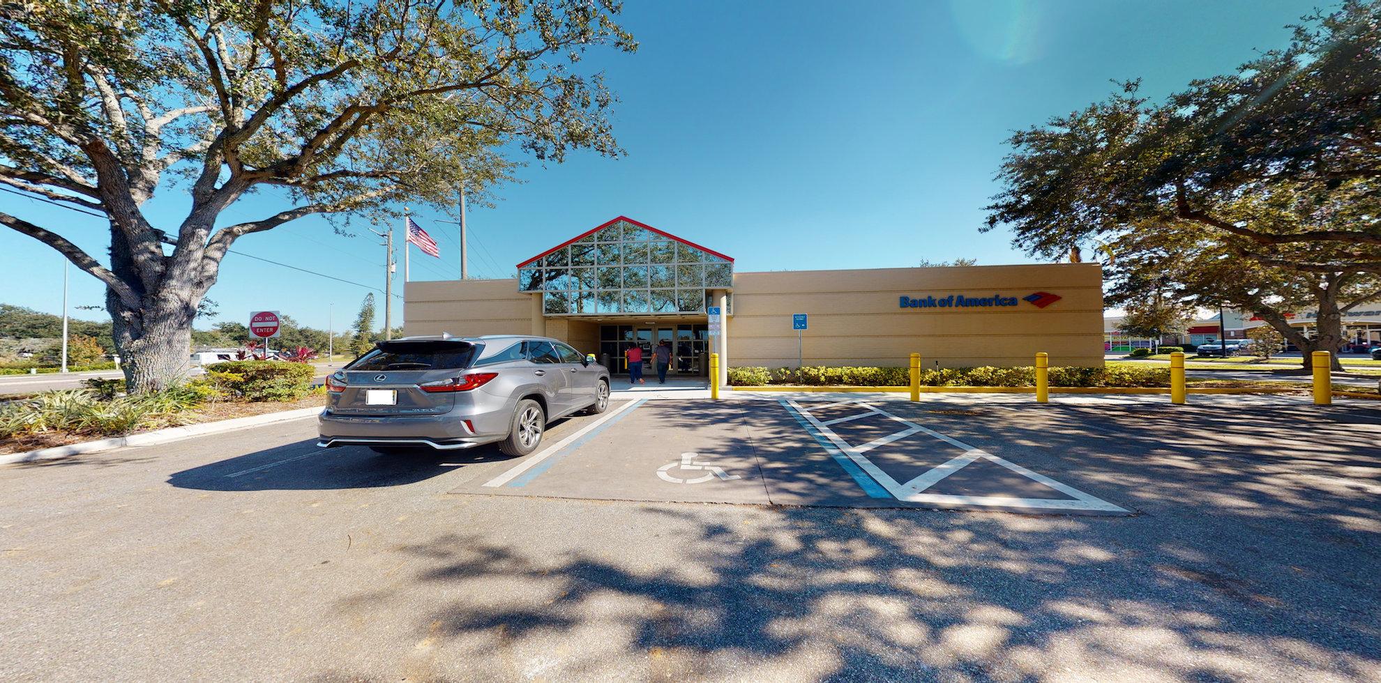 Bank of America financial center with drive-thru ATM | 5315 39th St E, Bradenton, FL 34203