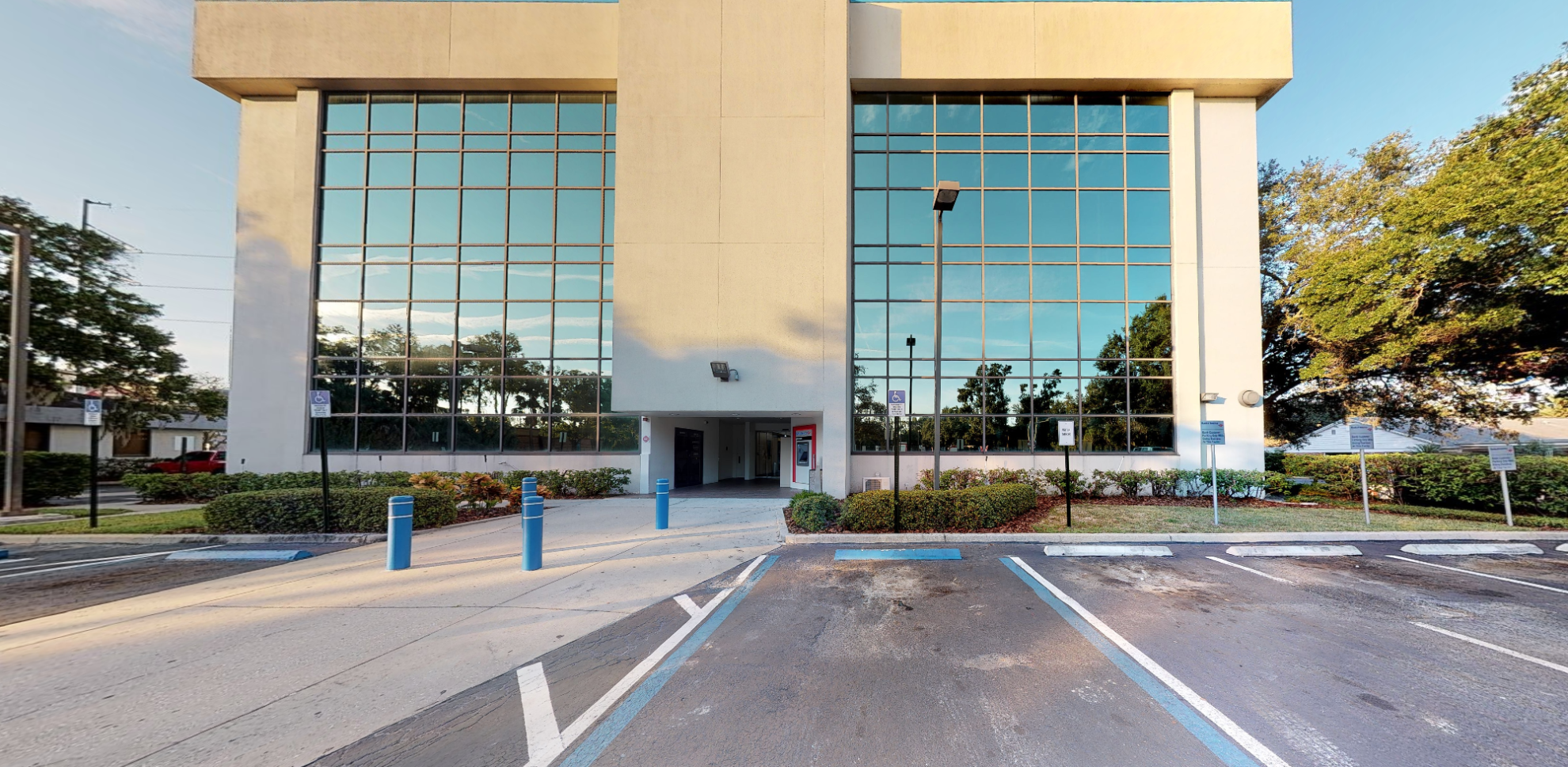 Bank of America financial center with drive-thru ATM   2700 W Dr Martin Luther King Jr Blvd, Tampa, FL 33607