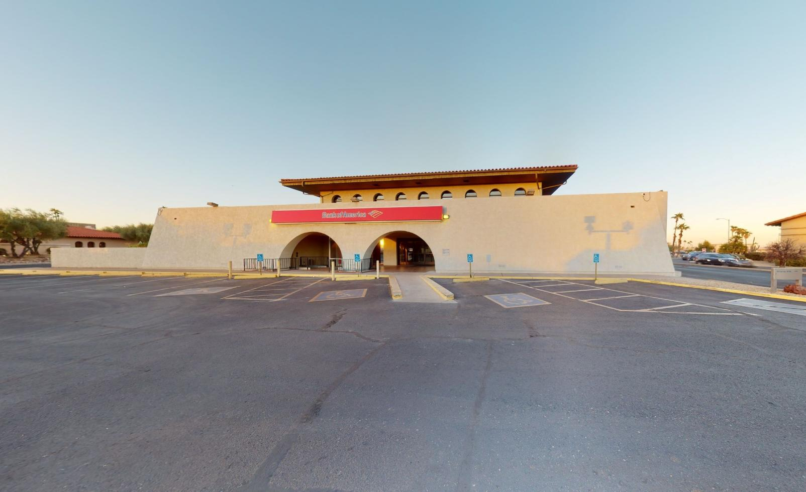 Bank of America financial center with drive-thru ATM | 19022 N R H Johnson Blvd, Sun City West, AZ 85375