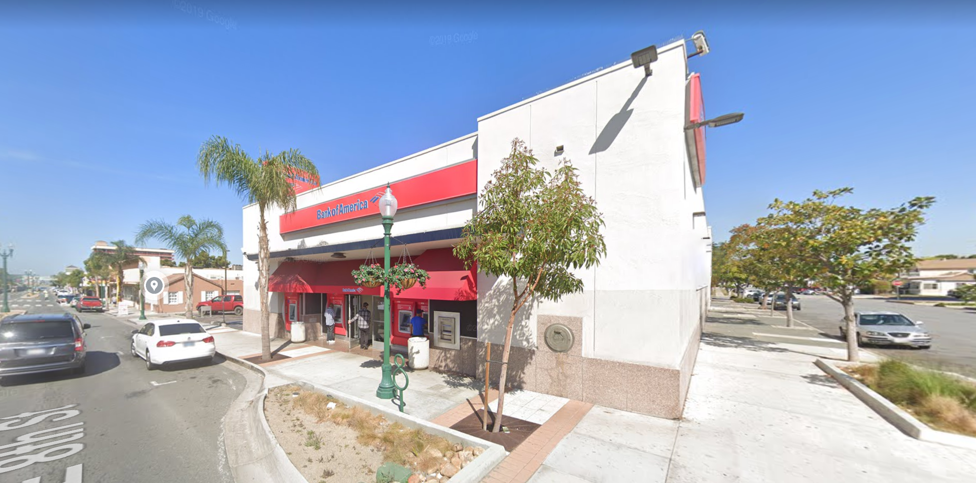 Bank of America financial center with walk-up ATM | 235 E 8th St, National City, CA 91950