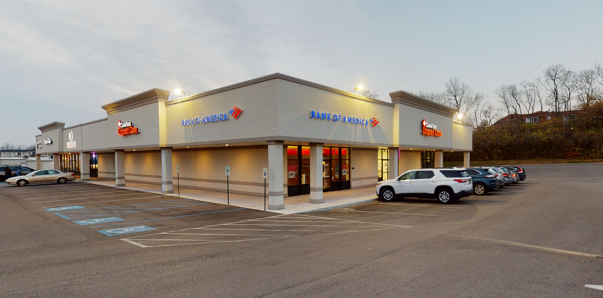 Bank of America Advanced Center with walk-up ATM | 12085 Lebanon Rd, Sharonville, OH 45241