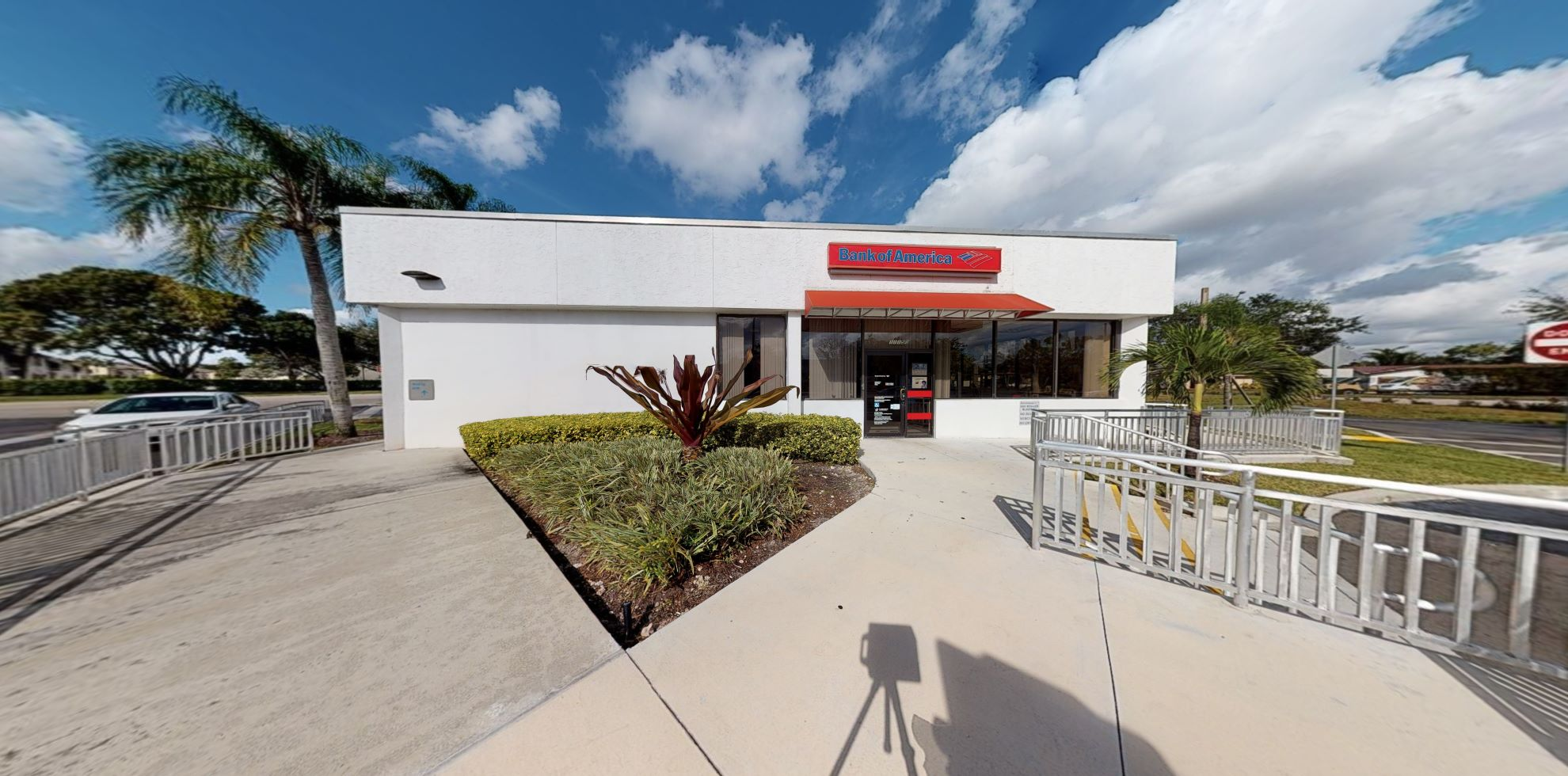 Bank of America financial center with drive-thru ATM | 11150 Taft St, Pembroke Pines, FL 33026