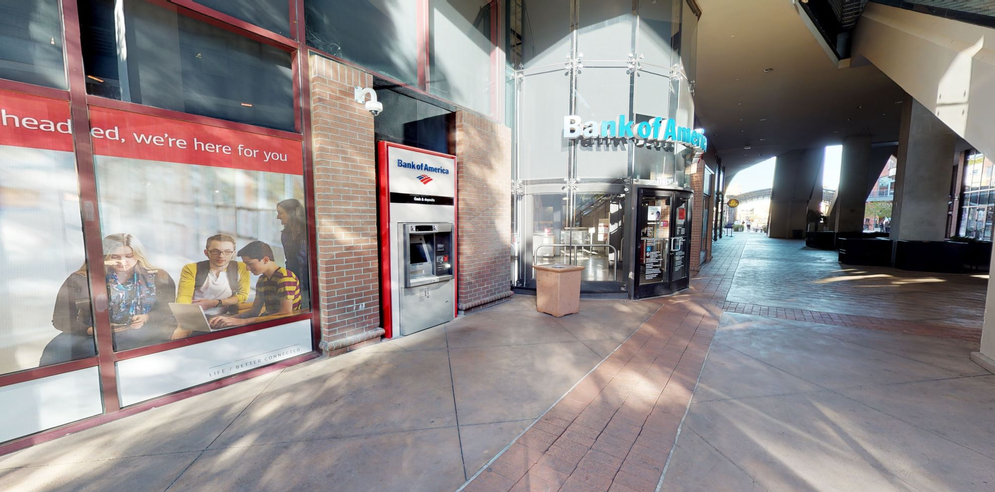 Bank of America financial center with drive-thru ATM | 699 S Mill Ave STE 101, Tempe, AZ 85281
