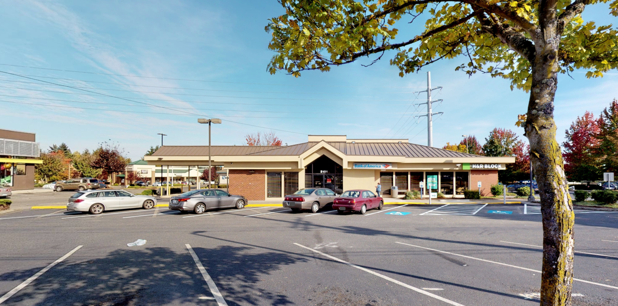 Bank of America financial center with drive-thru ATM | 2101 N Pearl St, Tacoma, WA 98406