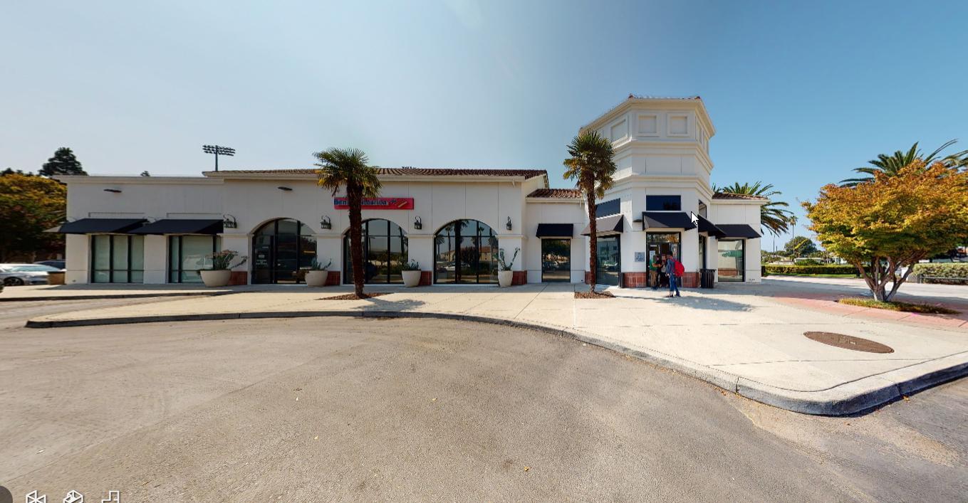 Bank of America financial center with walk-up ATM | 485 El Camino Real, Santa Clara, CA 95050