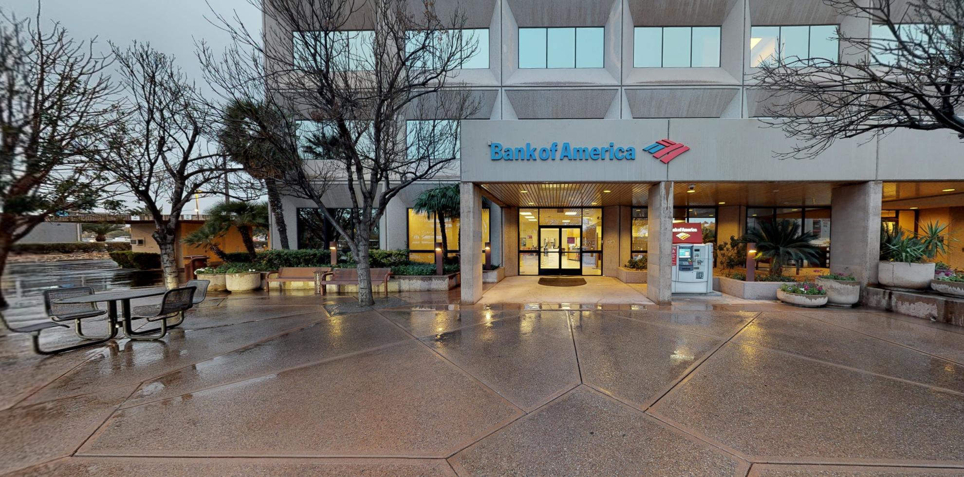 Bank of America financial center with drive-thru ATM   6245 E Broadway Blvd, Tucson, AZ 85711