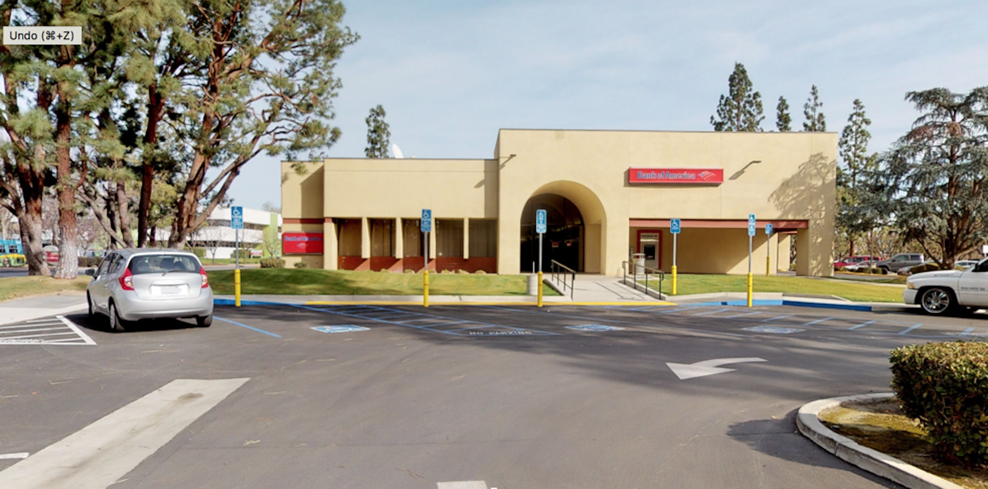 Bank of America financial center with drive-thru ATM | 5021 California Ave, Bakersfield, CA 93309