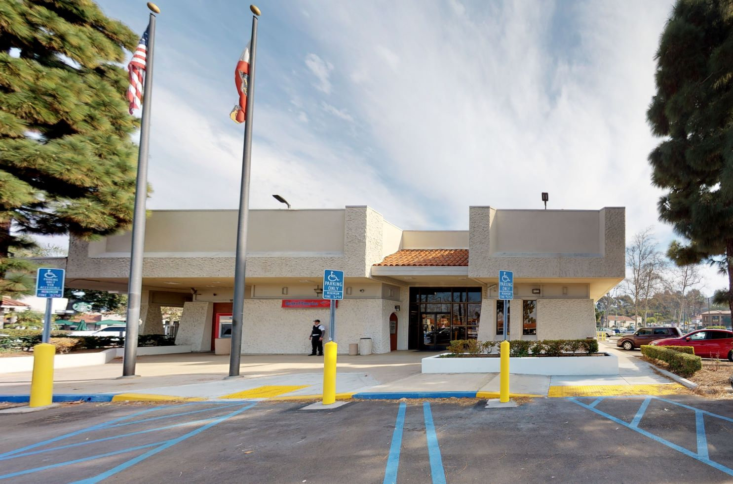 Bank of America financial center with drive-thru ATM | 3756 Mission Ave, Oceanside, CA 92058