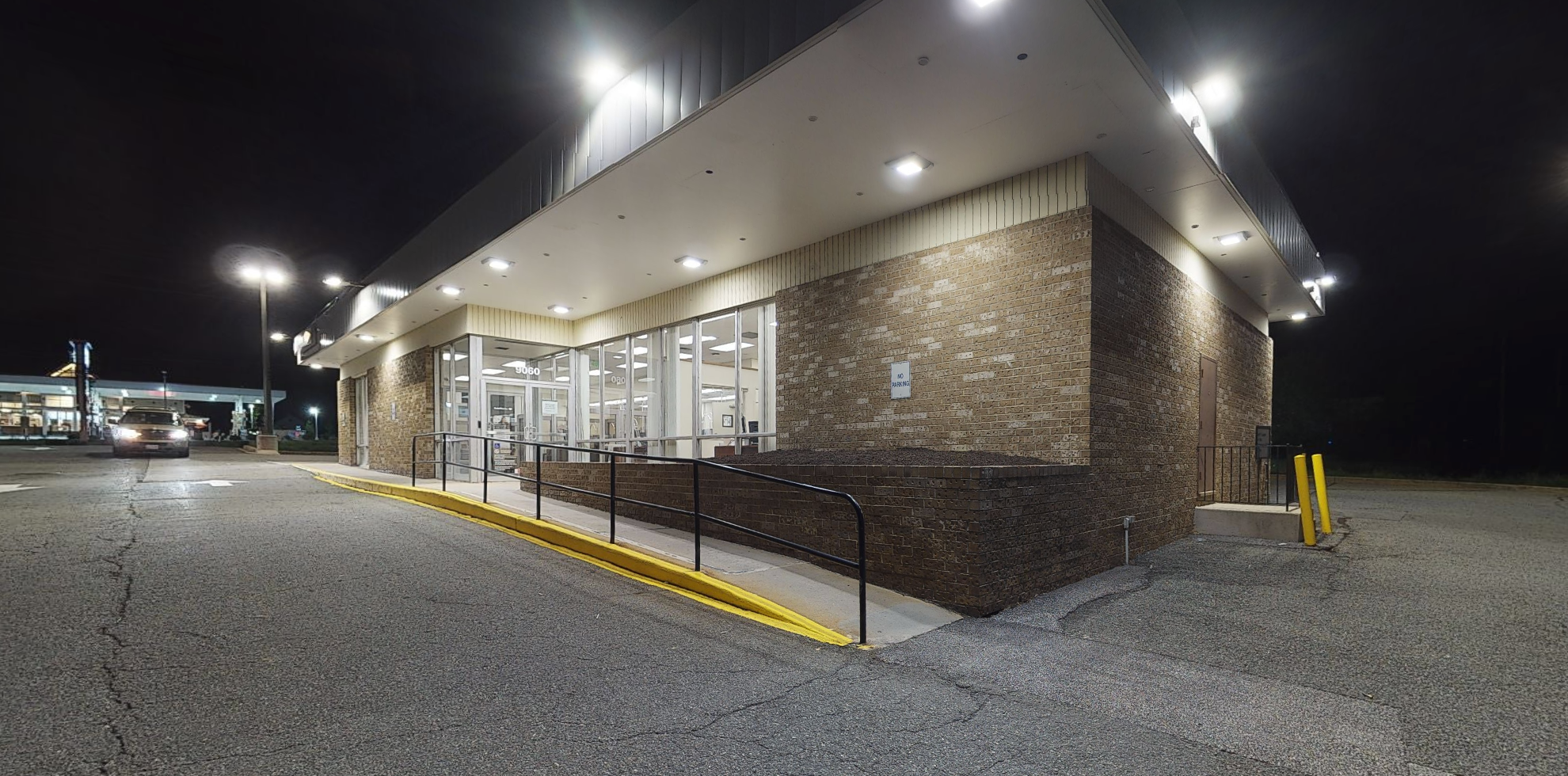 Bank of America financial center with drive-thru ATM | 9060 Liberty Rd, Randallstown, MD 21133