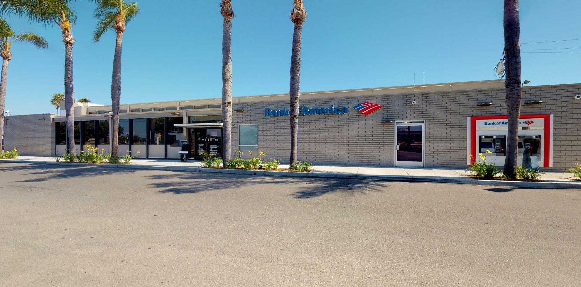 Bank of America financial center with drive-thru ATM | 5812 Edinger Ave, Huntington Beach, CA 92649