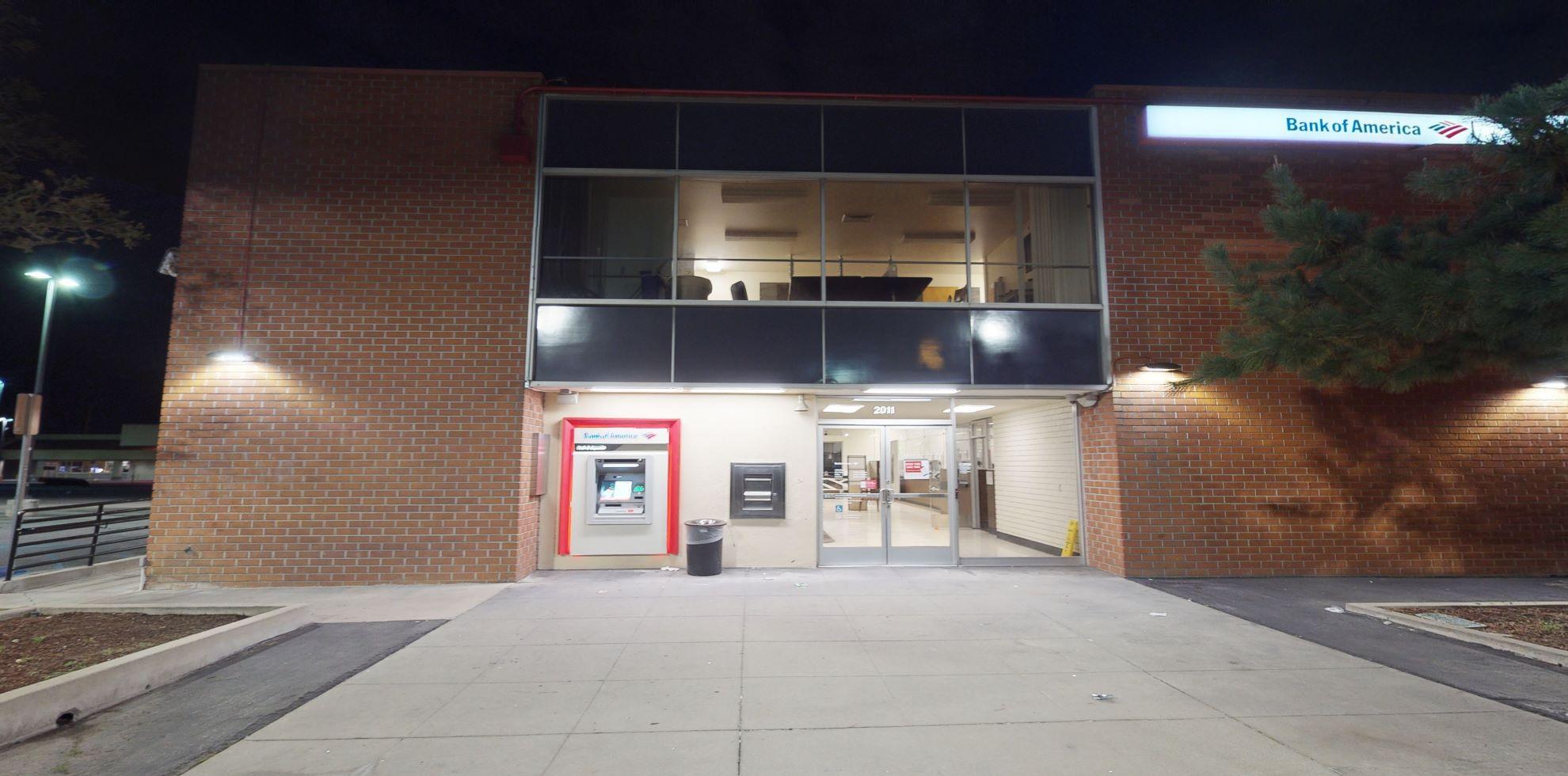 Bank of America financial center with walk-up ATM   2011 E Highland Ave, San Bernardino, CA 92404