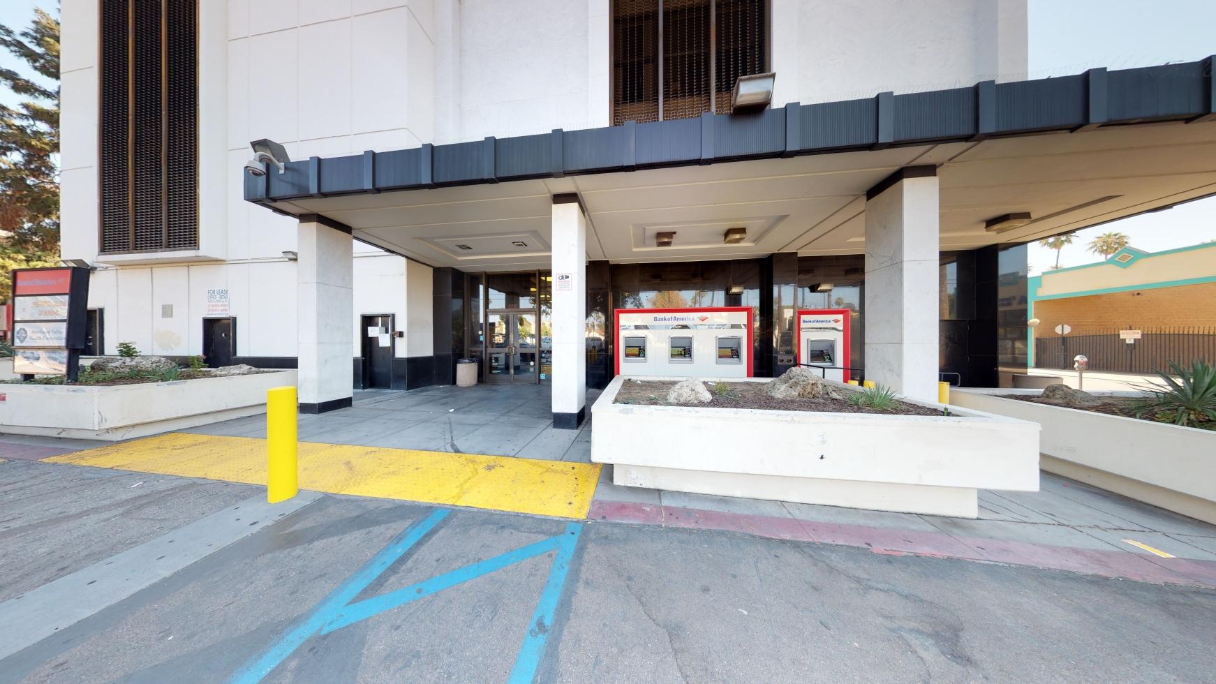 Bank of America financial center with walk-up ATM | 6551 Van Nuys Blvd, Van Nuys, CA 91401
