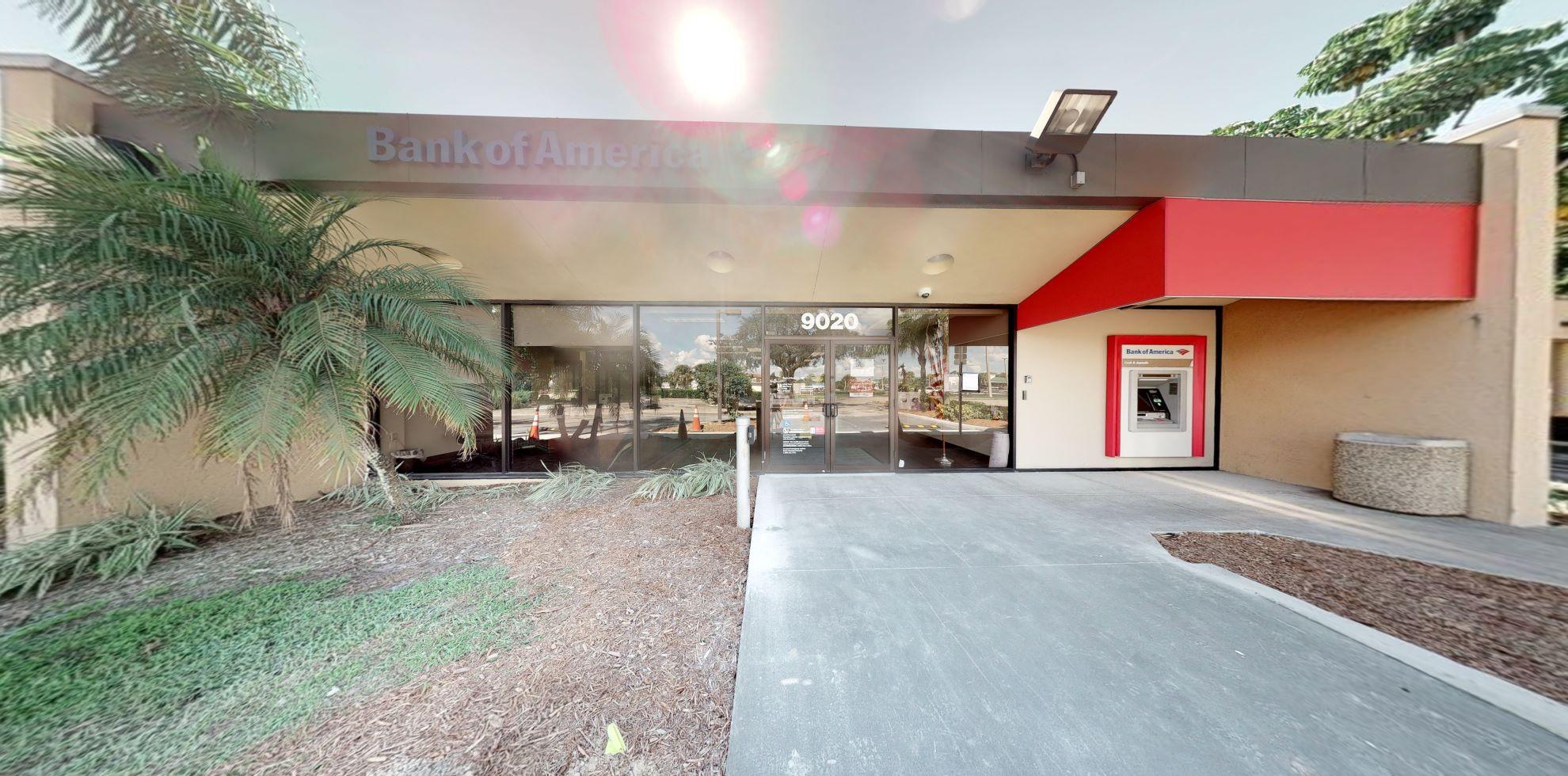 Bank of America financial center with drive-thru ATM | 9020 Bonita Beach Rd SE, Bonita Springs, FL 34135