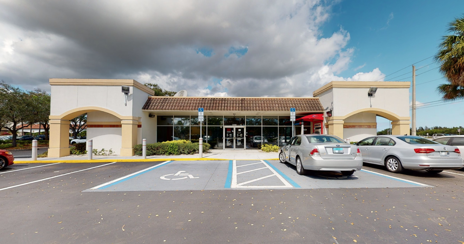 Bank of America financial center with drive-thru ATM and teller   20431 US Highway 441, Boca Raton, FL 33498