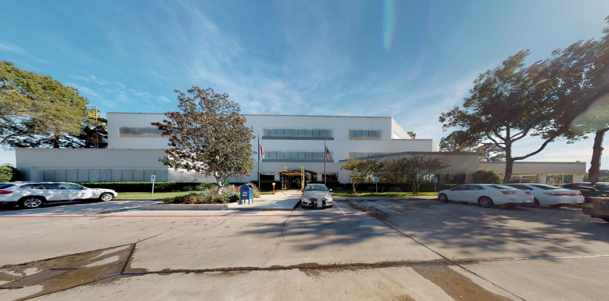 Bank of America financial center with drive-thru ATM   7702 FM 1960 Rd E STE 102, Humble, TX 77346