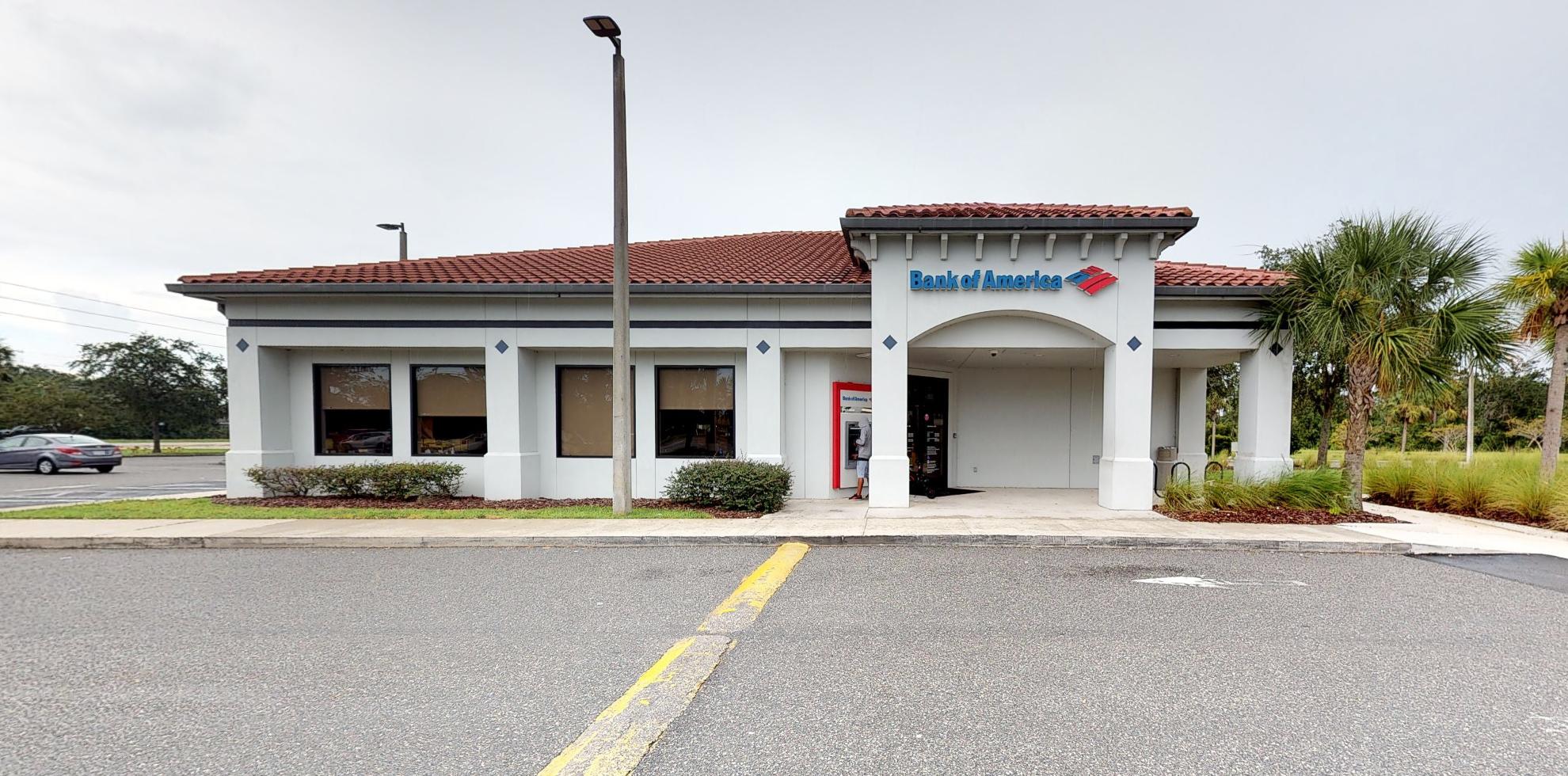 Bank of America financial center with drive-thru ATM and teller | 700 S Alafaya Trl, Orlando, FL 32828
