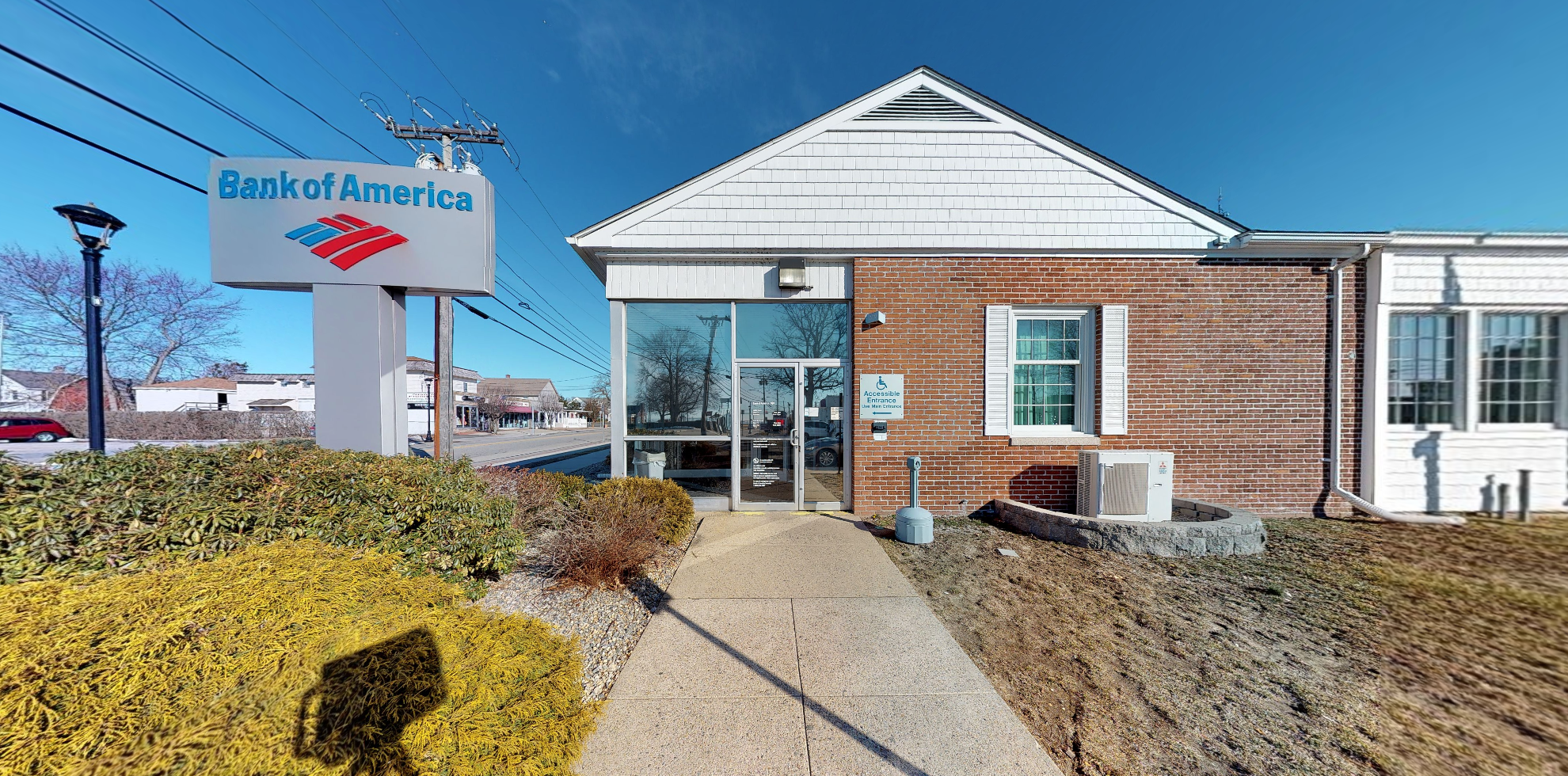 Bank of America financial center with drive-thru ATM   25 Pennsylvania Ave, Niantic, CT 06357