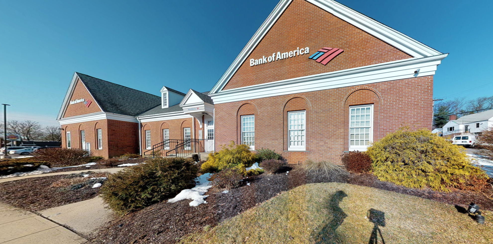 Bank of America financial center with drive-thru ATM | 1070 High Ridge Rd, Stamford, CT 06905
