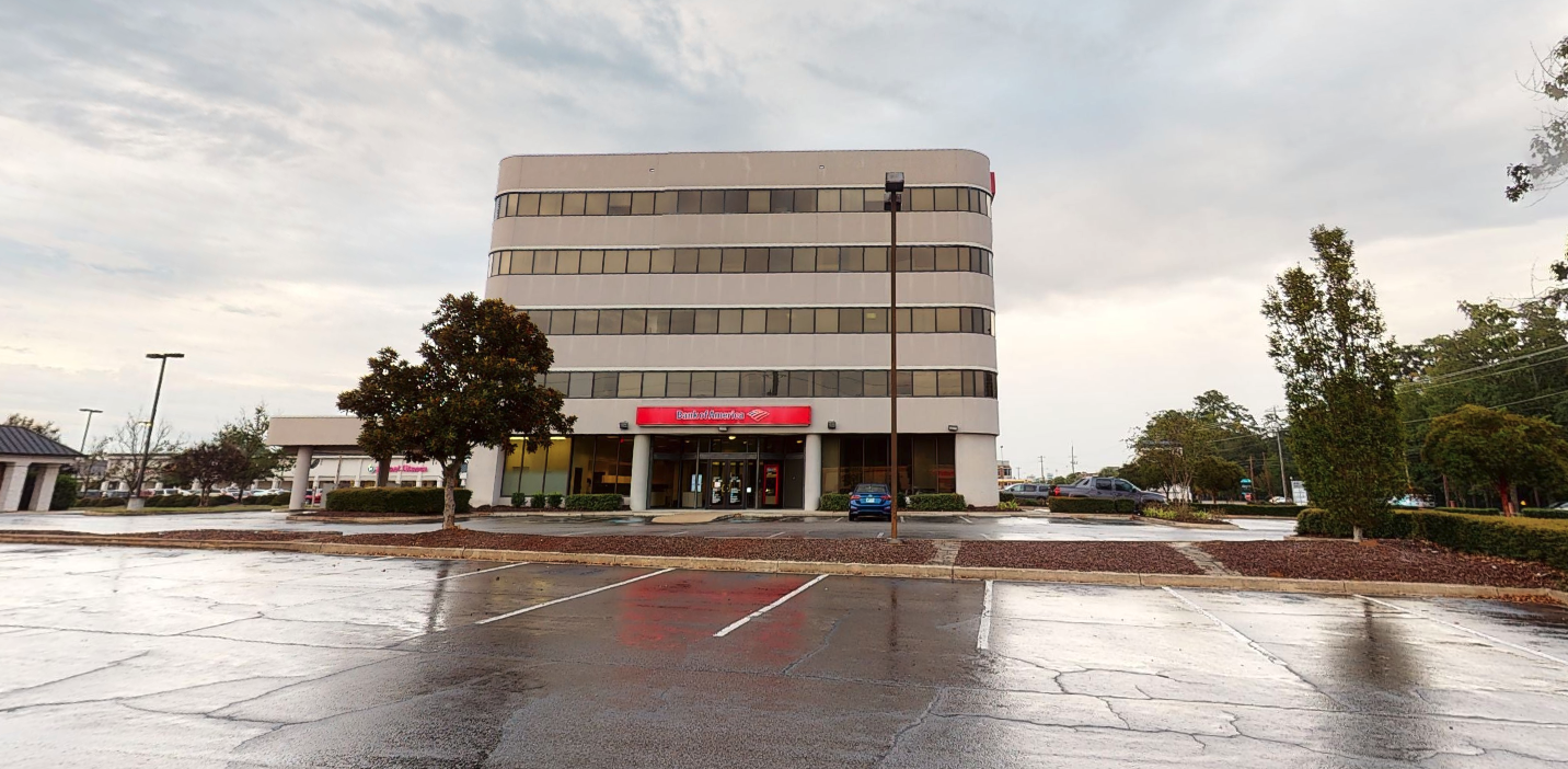Bank of America financial center with drive-thru ATM and teller | 440 Knox Abbott Dr, Cayce, SC 29033