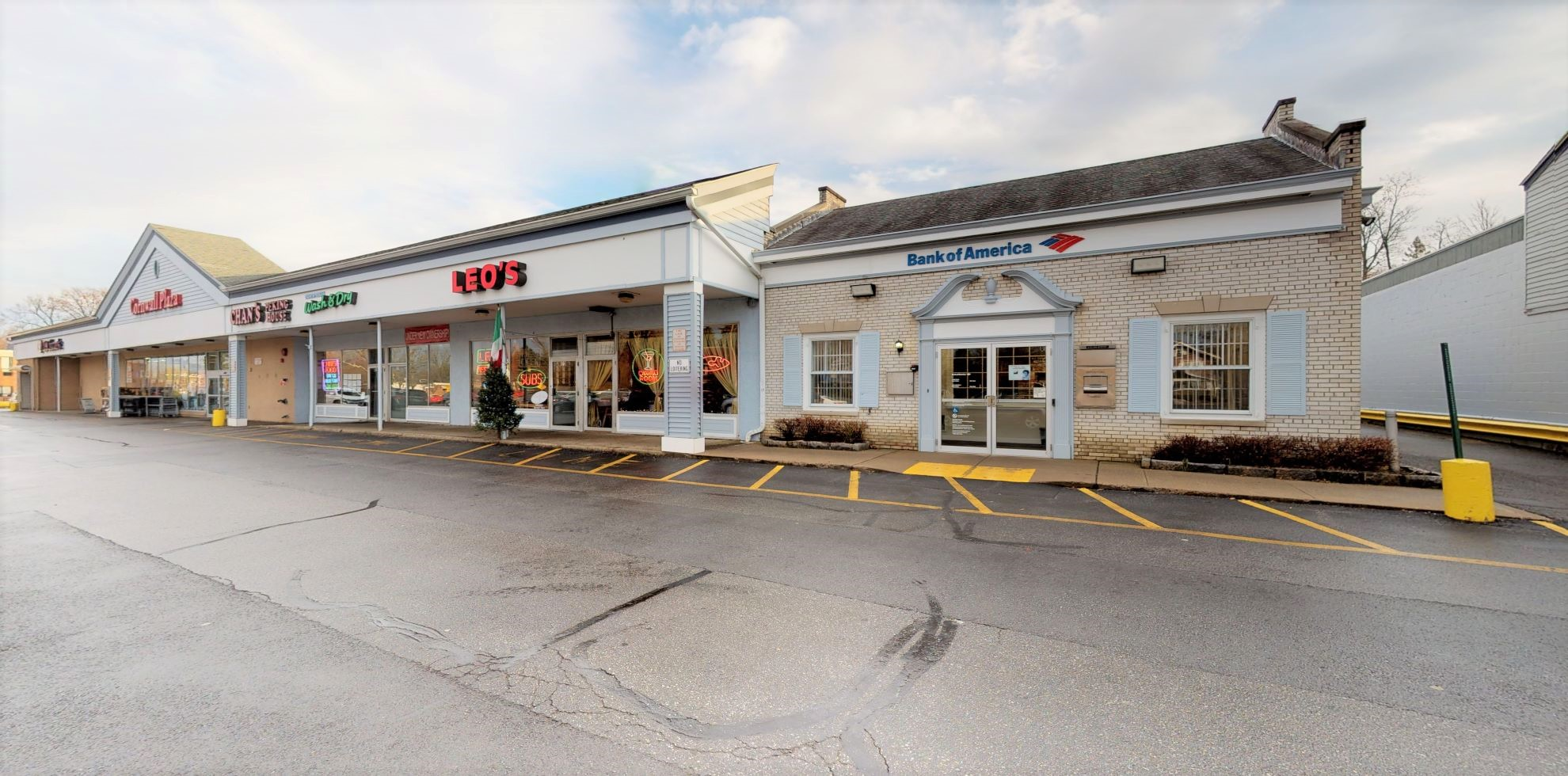 Bank of America financial center with walk-up ATM   25 Quaker Ave, Cornwall, NY 12518