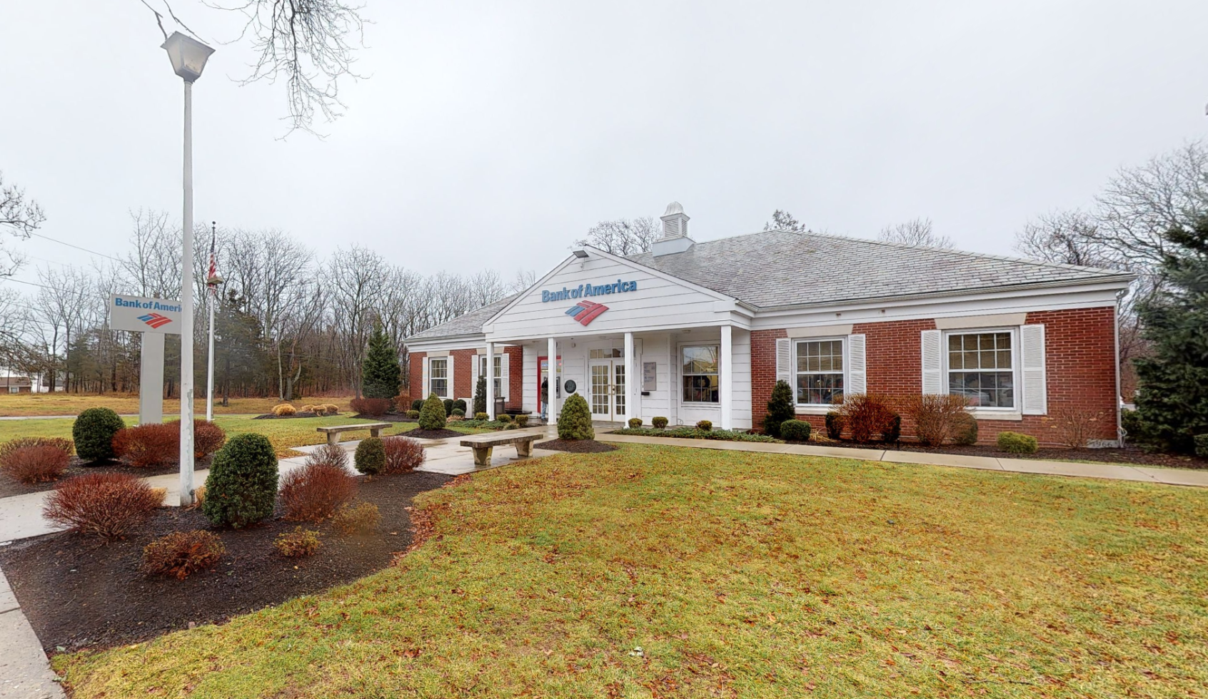 Bank of America financial center with walk-up ATM | 53300 Main Rd, Southold, NY 11971