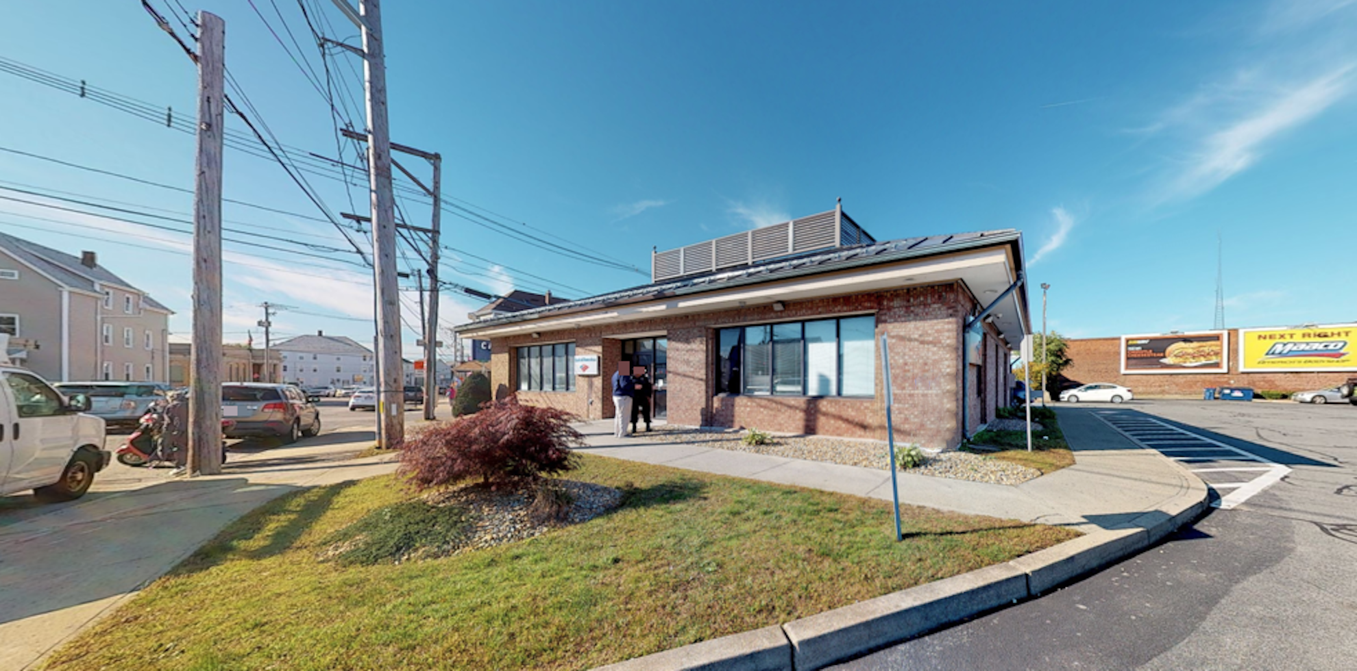 Bank of America financial center with drive-thru ATM | 145 Cove St, New Bedford, MA 02744