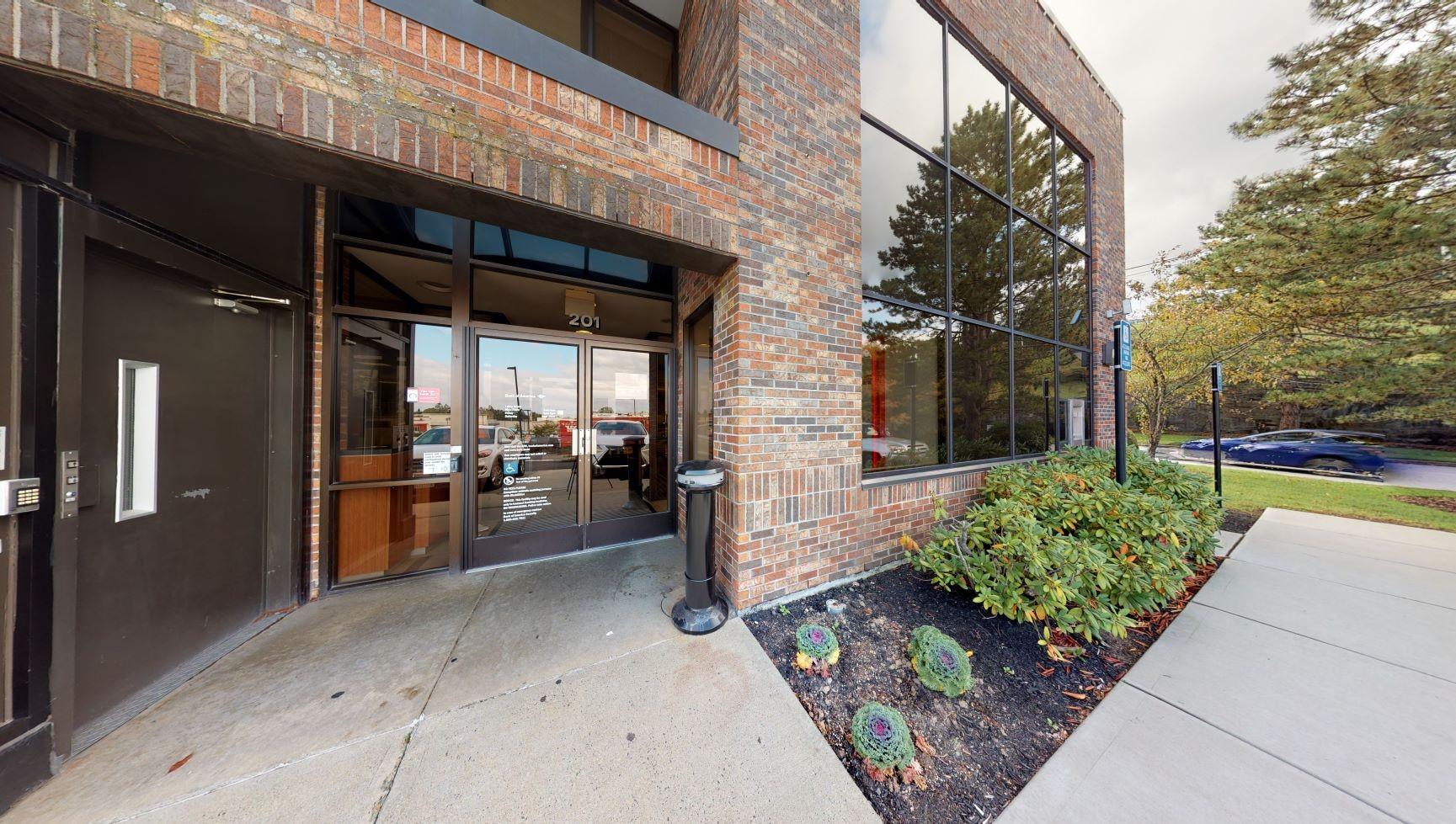Bank of America financial center with drive-thru ATM | 201 Hillside Rd, Cranston, RI 02920