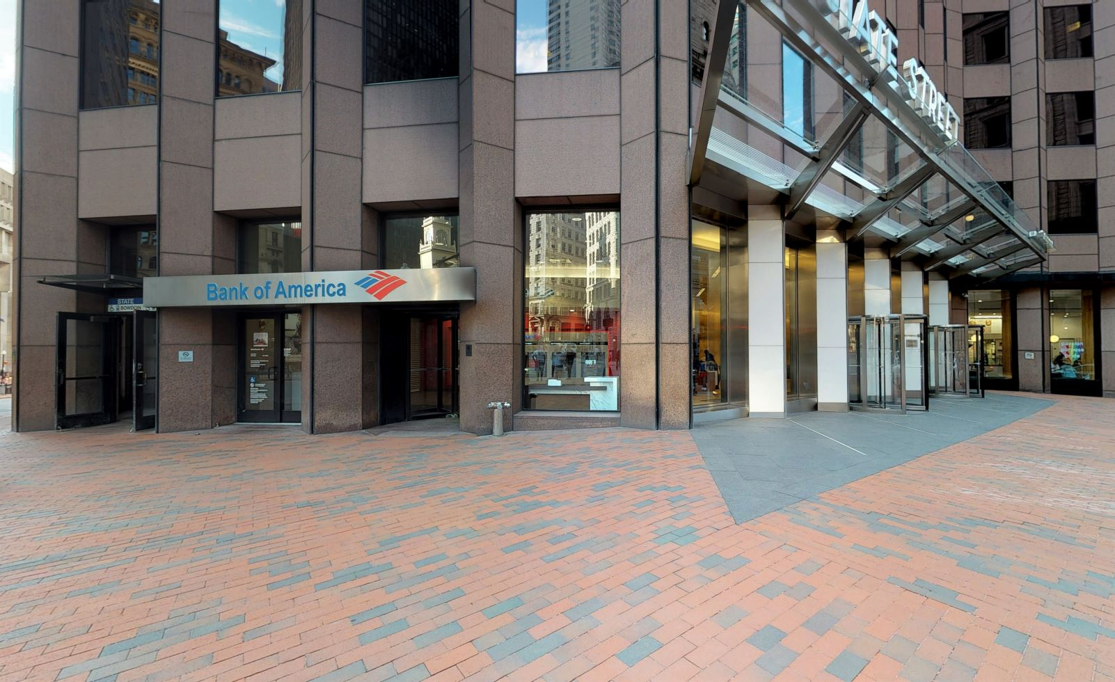 Bank of America ATM & Financial Center Near You | 60 State St, Boston, MA 02109