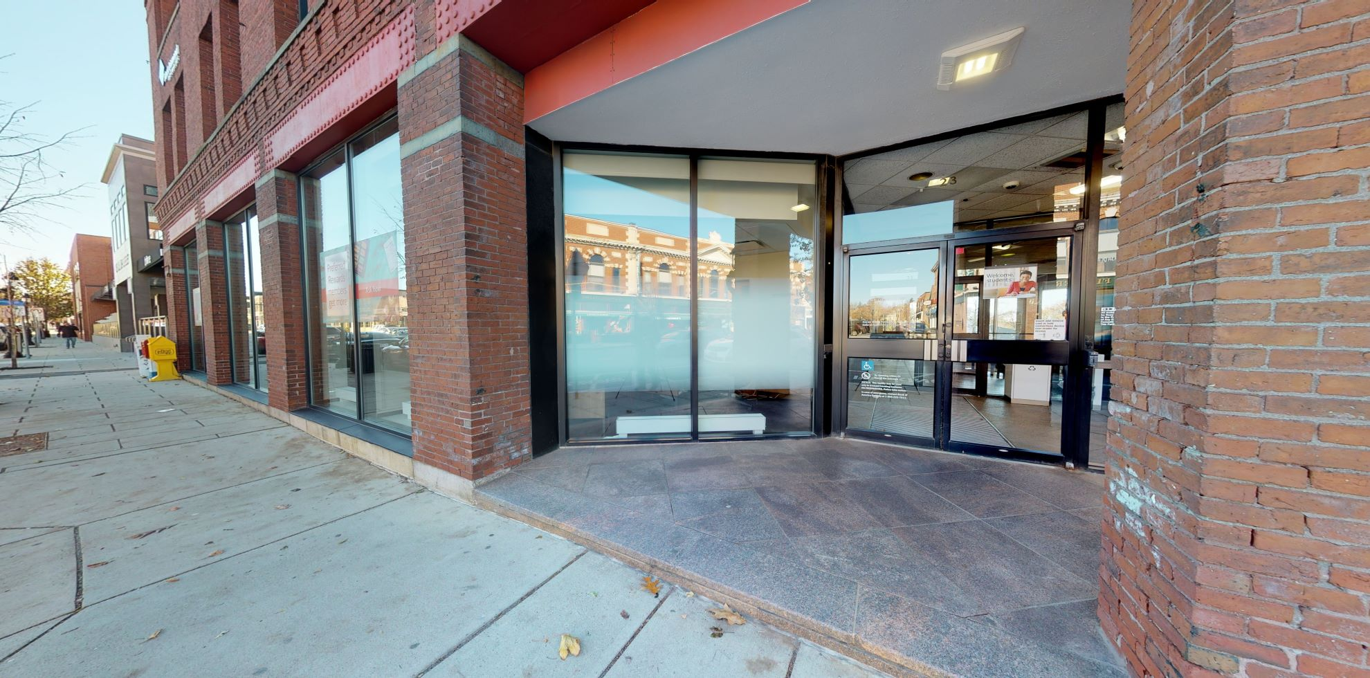 Bank of America financial center with drive-thru ATM   23 Main St, Andover, MA 01810