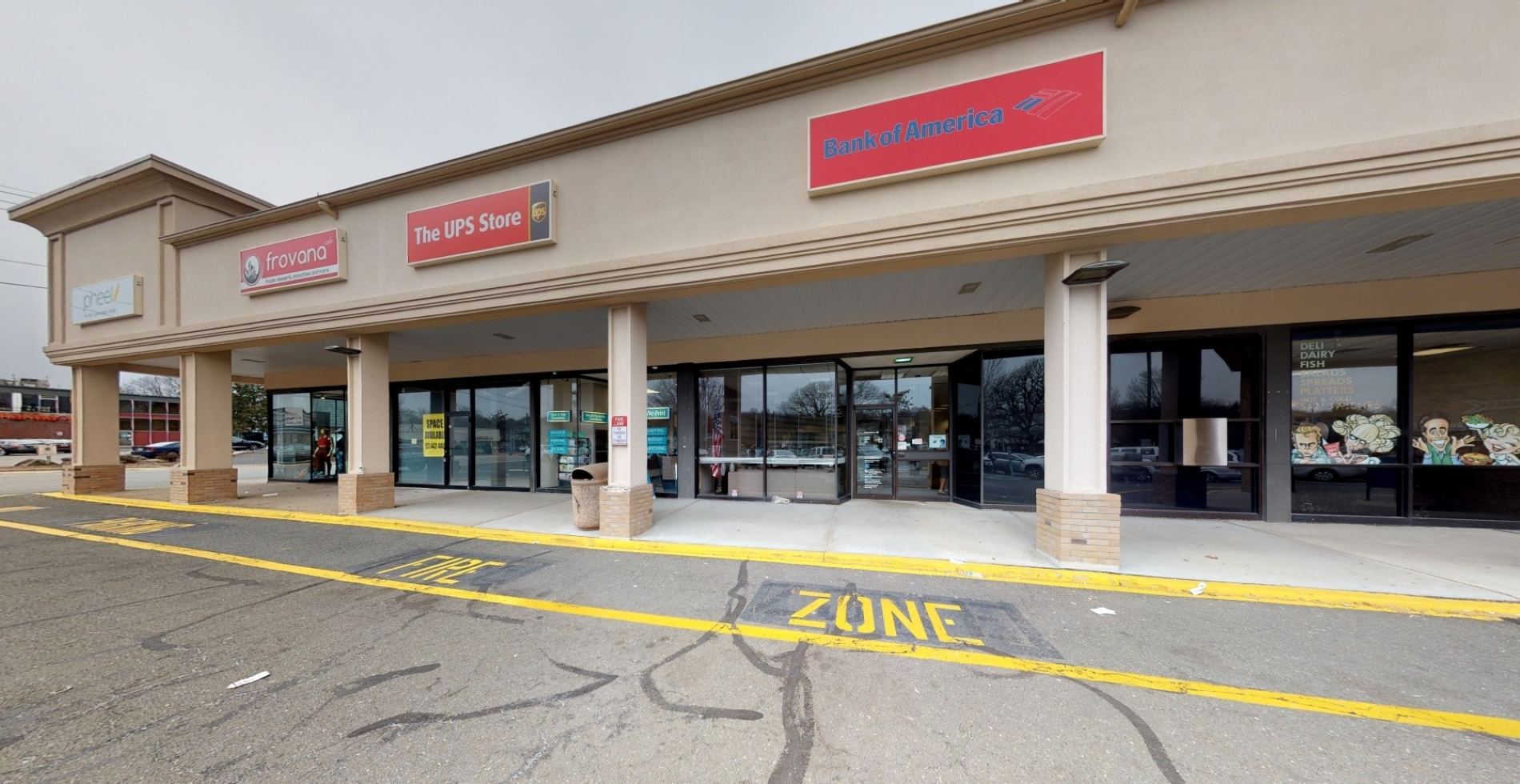 Bank of America financial center with walk-up ATM | 26 W Railroad Ave, Tenafly, NJ 07670