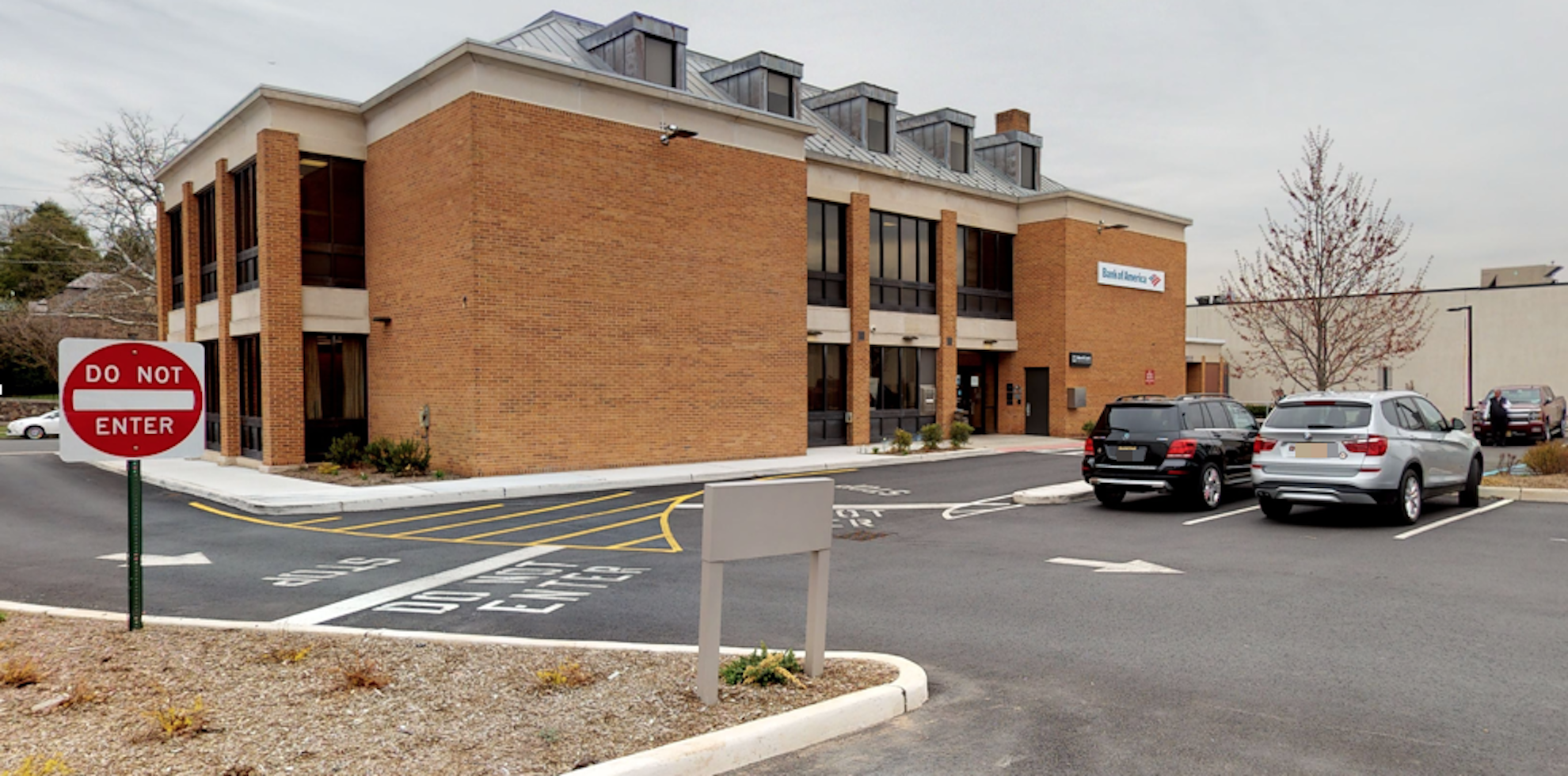 Bank of America financial center with drive-thru ATM | 173 Elm St, Westfield, NJ 07090