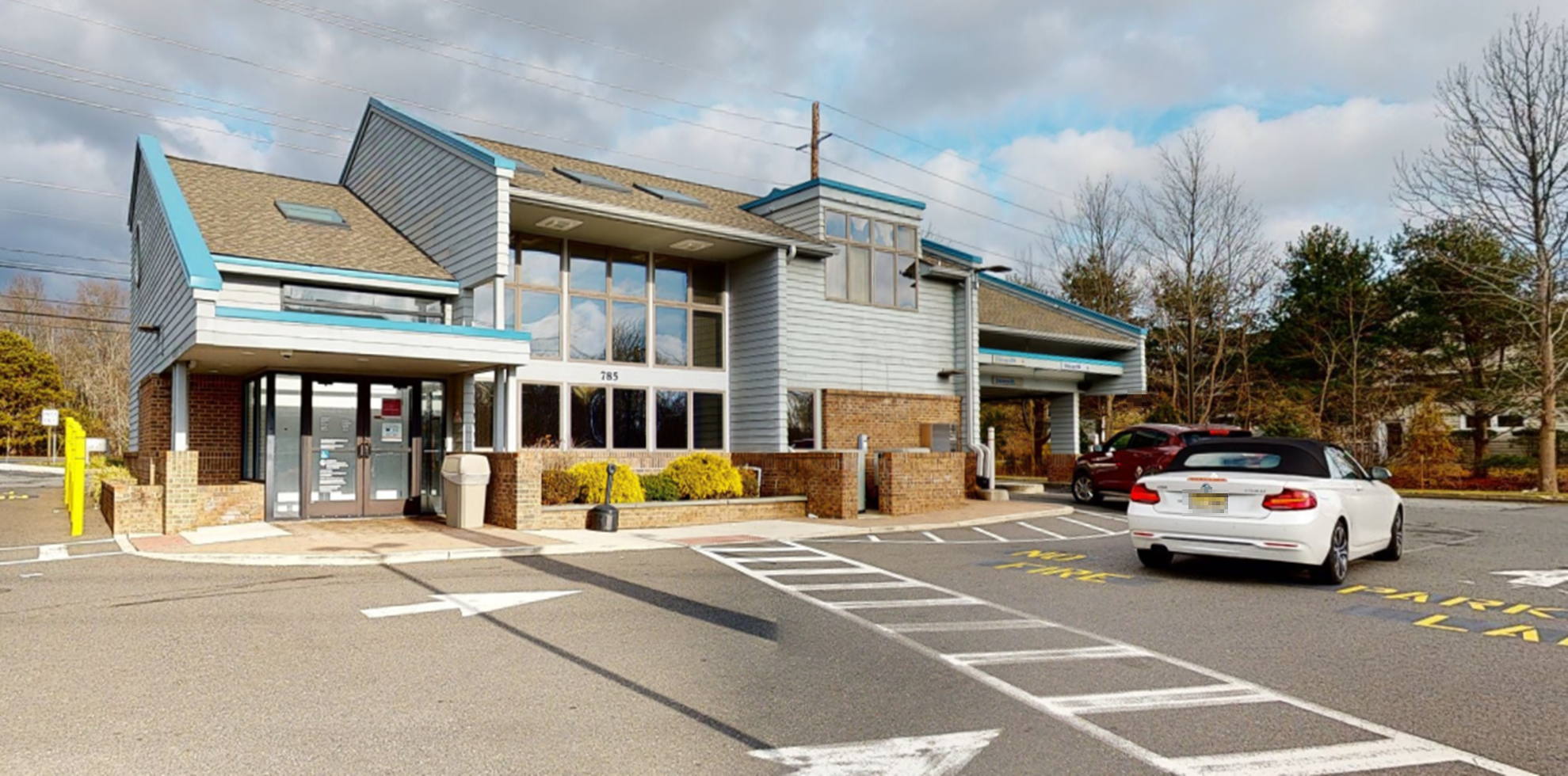 Bank of America financial center with drive-thru ATM | 785 Route 72 E, Manahawkin, NJ 08050