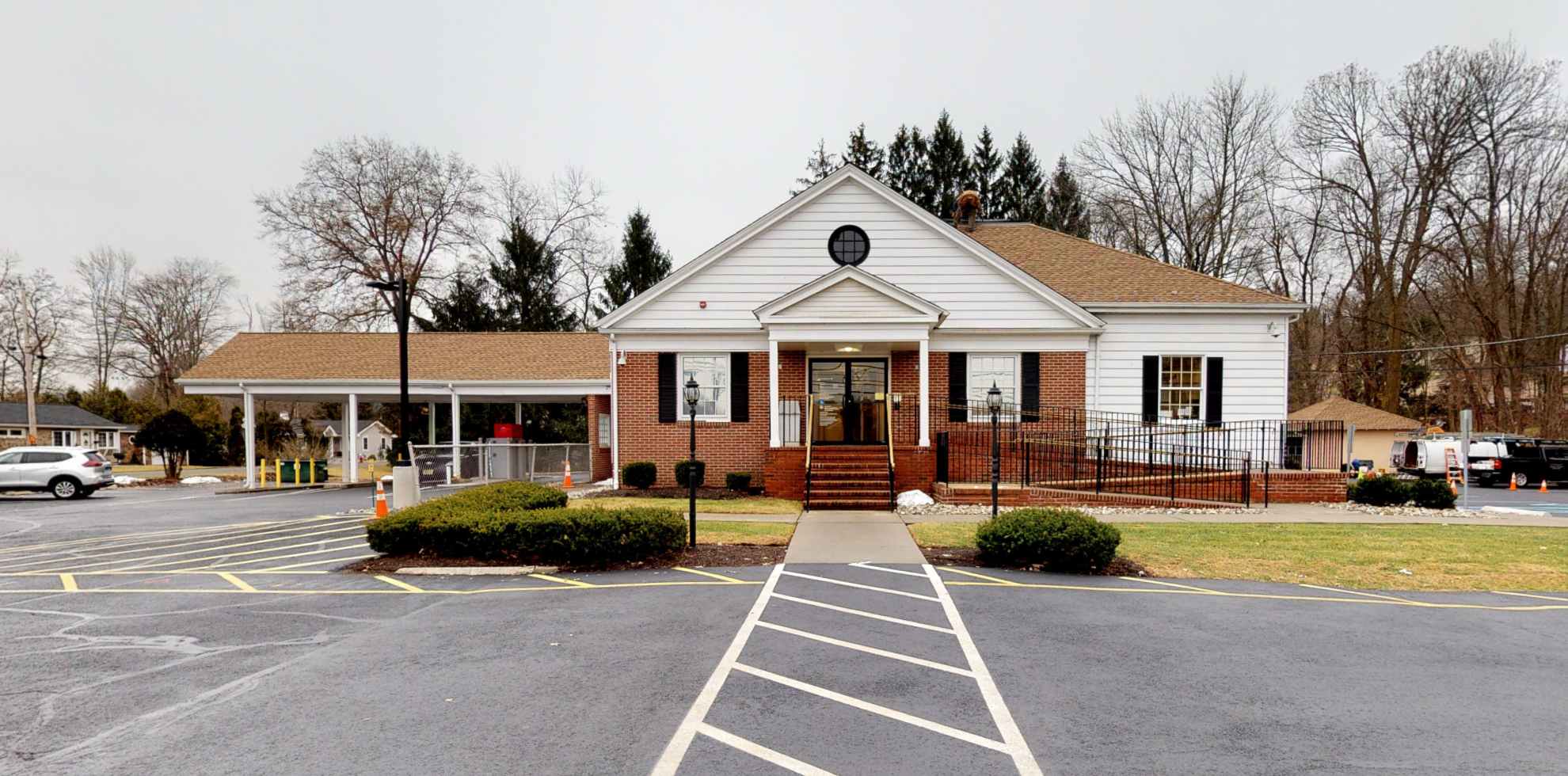 Bank of America financial center with drive-thru ATM | 152 Main St, Lincoln Park, NJ 07035