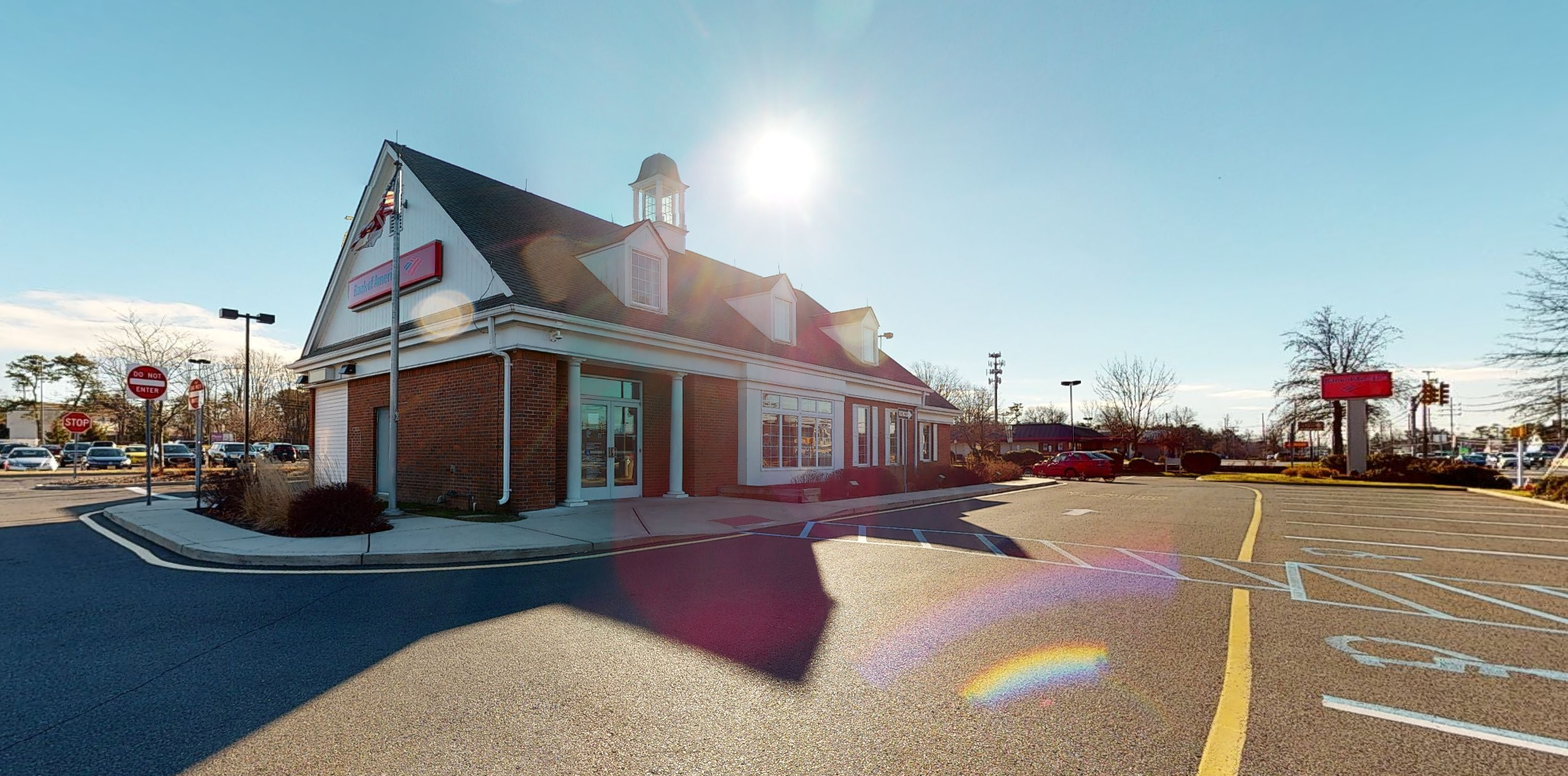 Bank of America financial center with drive-thru ATM   39 Brick Blvd, Brick Township, NJ 08723