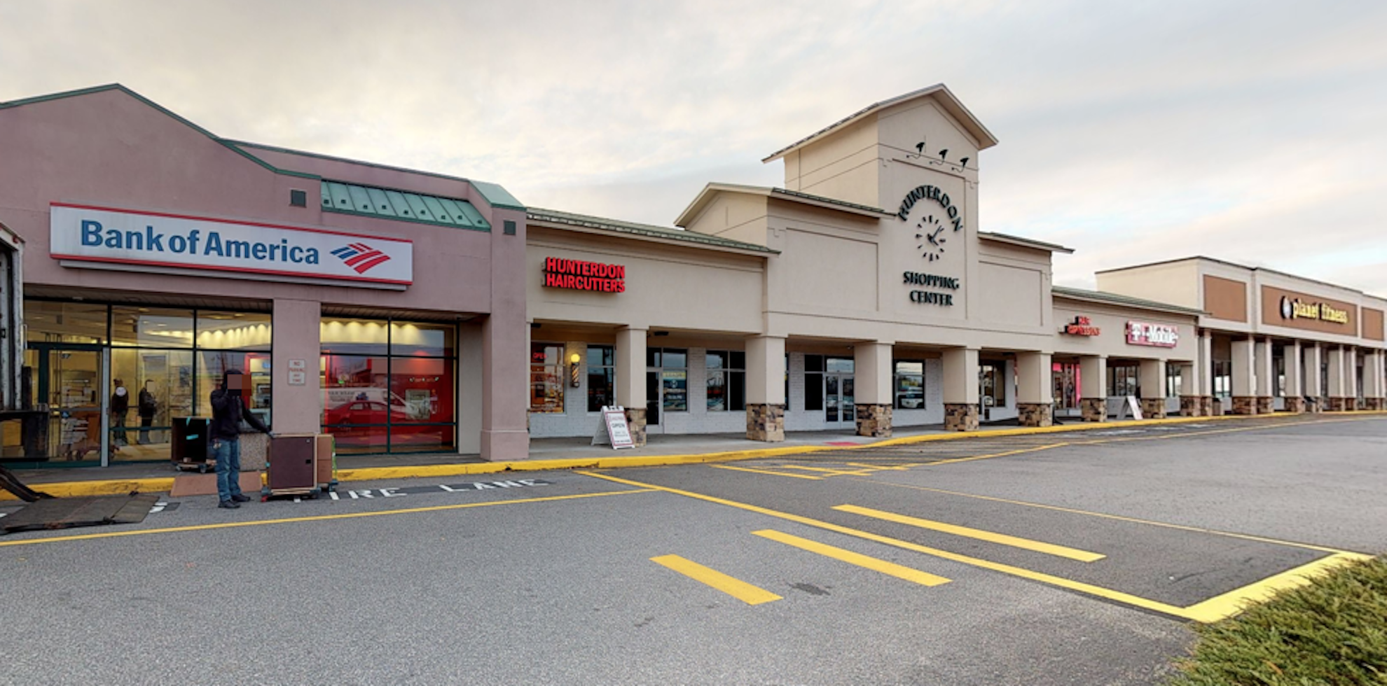 Bank of America financial center with drive-thru ATM | 59 Reaville Ave, Flemington, NJ 08822