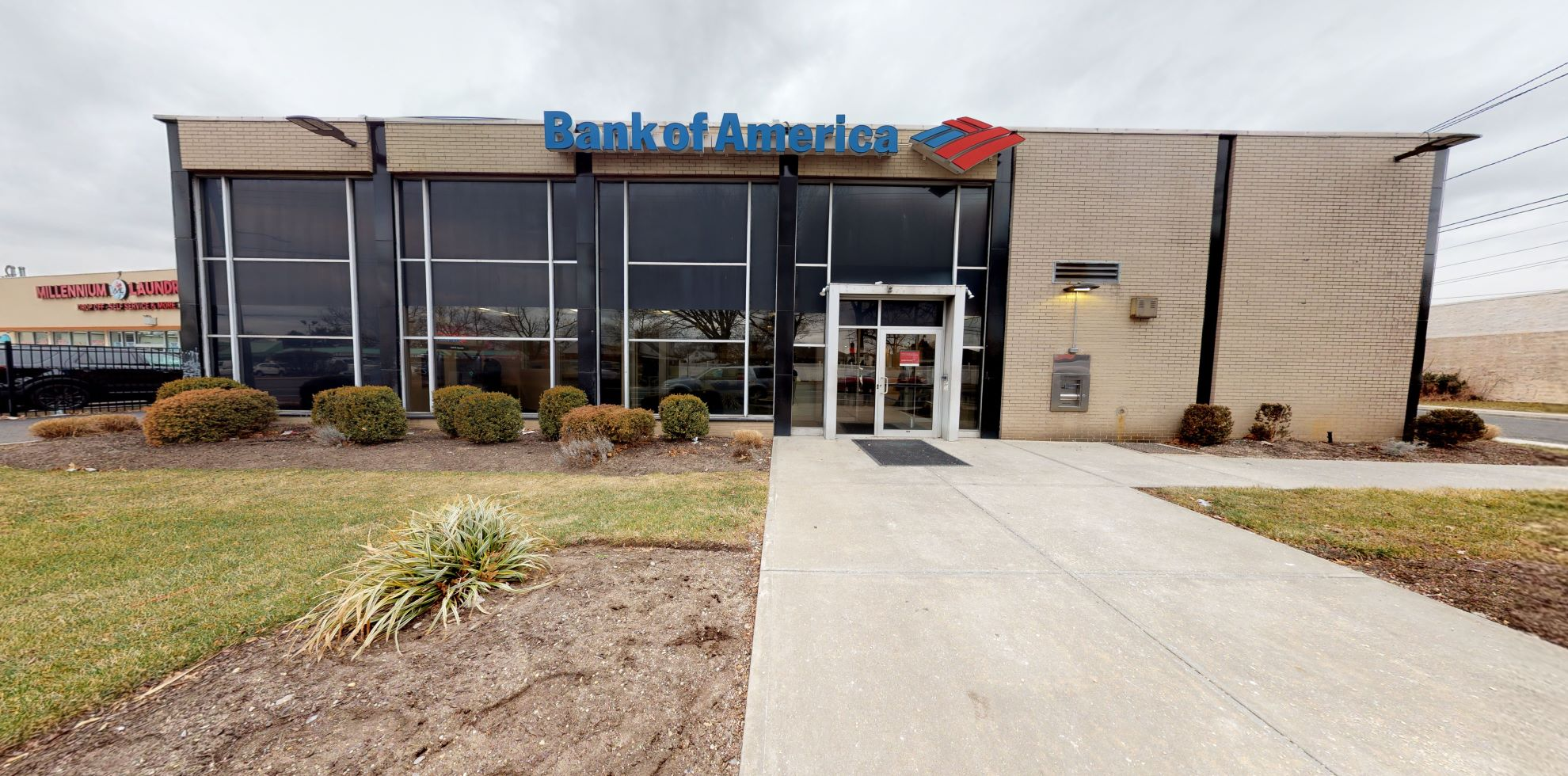 Bank of America financial center with drive-thru ATM | 1150 Grand Ave, South Hempstead, NY 11550