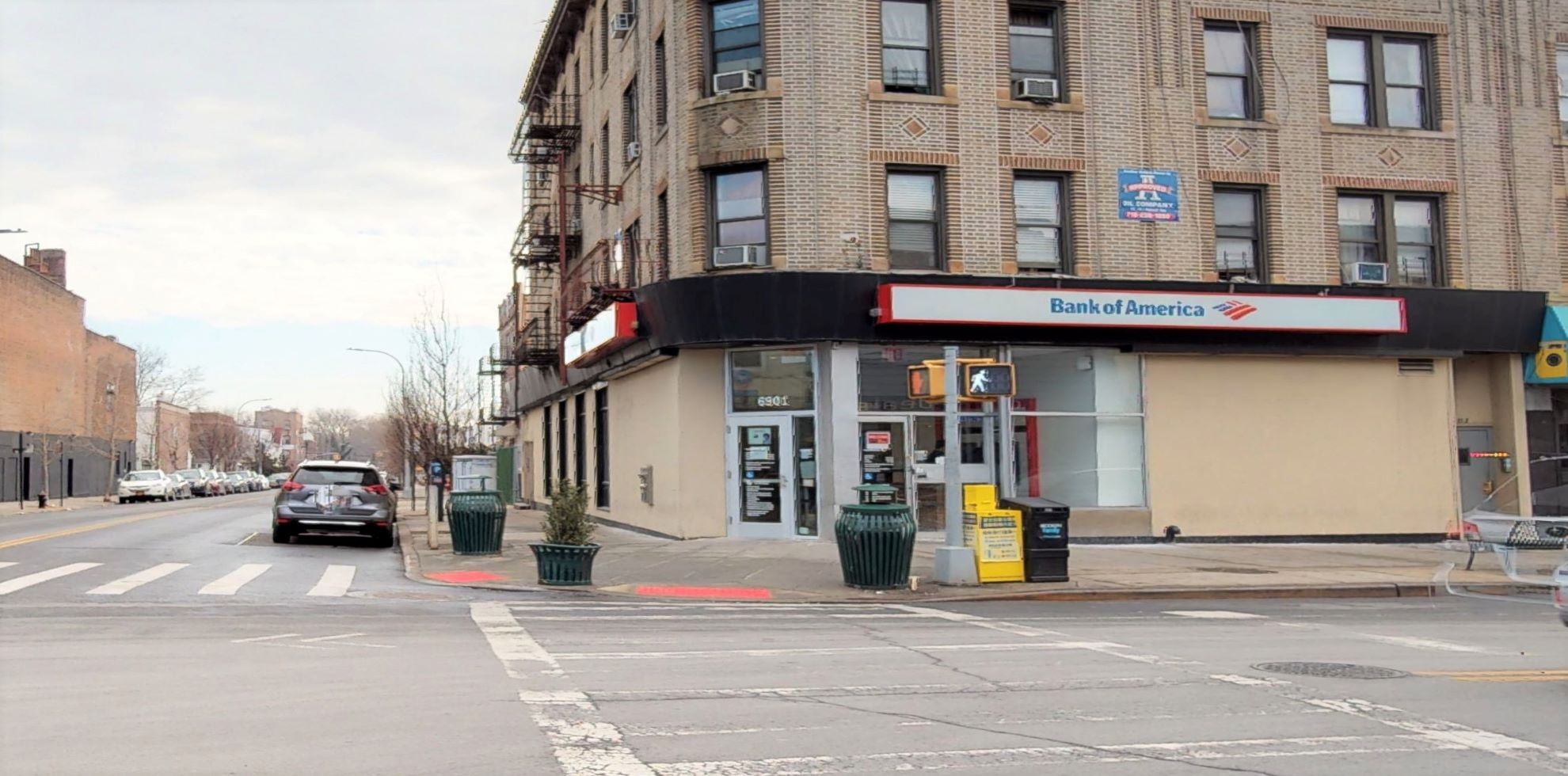 Bank of America financial center with walk-up ATM | 6901 5th Ave, Brooklyn, NY 11209