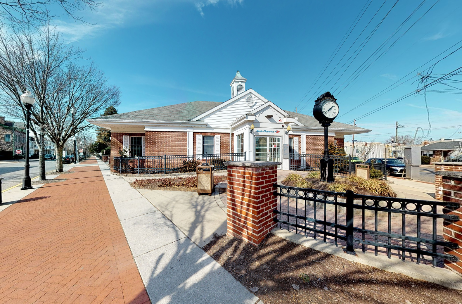 Bank of America financial center with walk-up ATM | 1 N Broadway, Gloucester City, NJ 08030