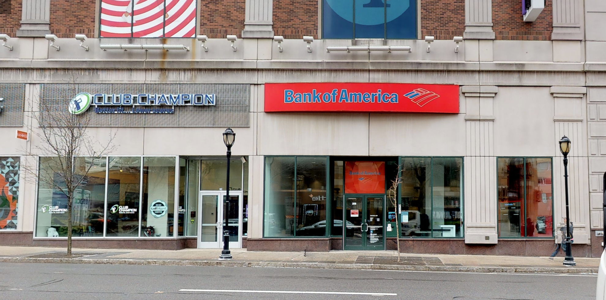 Bank of America financial center with walk-up ATM | 206 Main St, White Plains, NY 10601