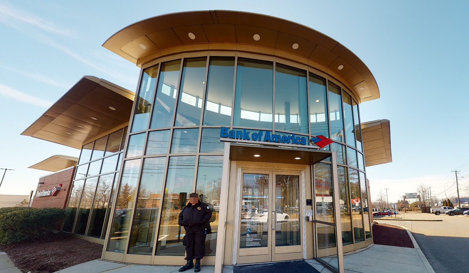 Bank of America financial center with drive-thru ATM and teller | 1331 Boston Post Rd, Milford, CT 06460