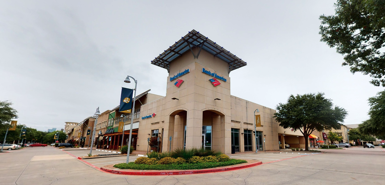 Bank of America financial center with drive-thru ATM and teller | 5701 Legacy Dr, Plano, TX 75024