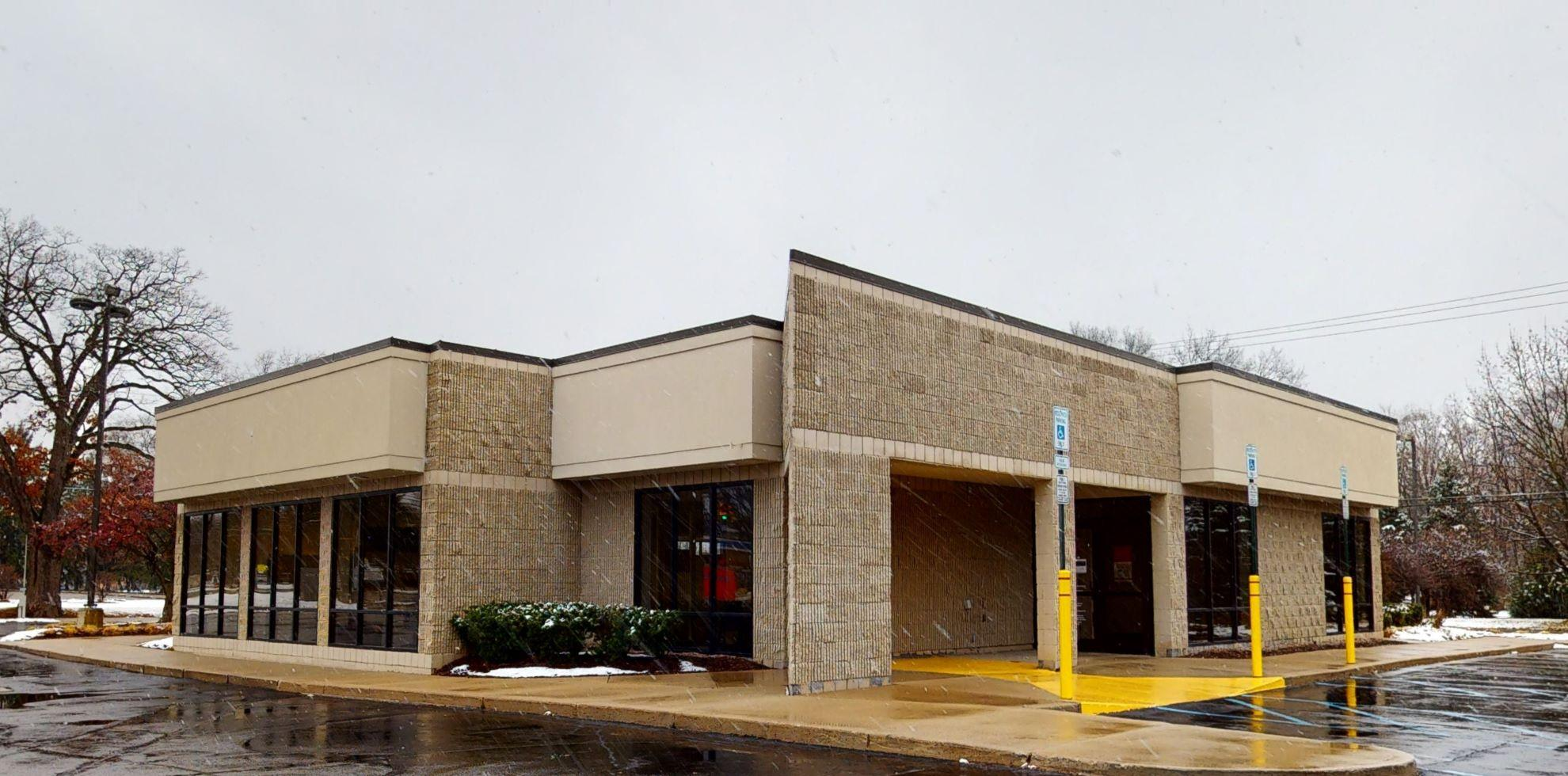 Bank of America financial center with drive-thru ATM   4660 24 Mile Rd, Shelby Township, MI 48316
