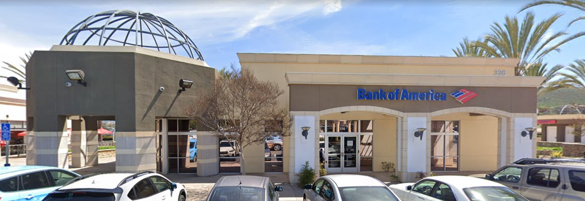 Bank of America financial center with walk-up ATM   336 S Twin Oaks Valley Rd, San Marcos, CA 92078