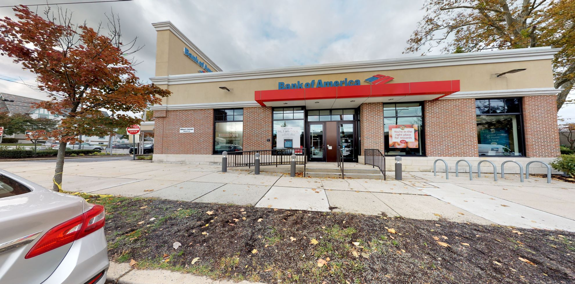 Bank of America financial center with drive-thru ATM and teller   170 Broad St STE 1000, Red Bank, NJ 07701