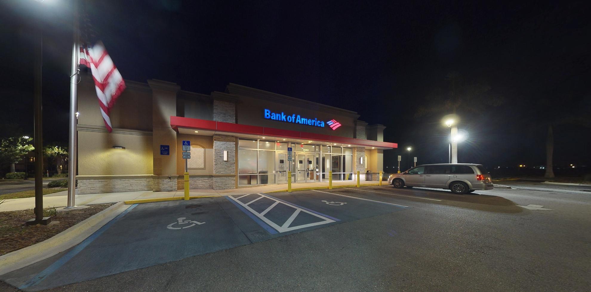 Bank of America financial center with drive-thru ATM | 24051 Veterans Blvd, Port Charlotte, FL 33954