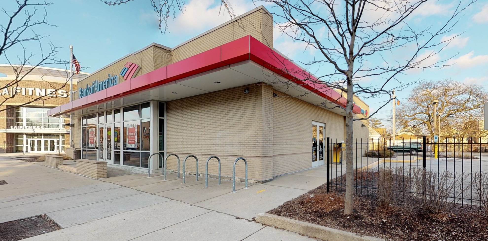 Bank of America financial center with drive-thru ATM | 5601 S Kedzie Ave, Chicago, IL 60629