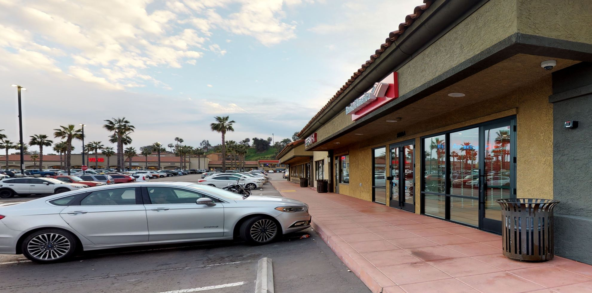 Bank of America financial center with walk-up ATM | 3619 Midway Dr, San Diego, CA 92110