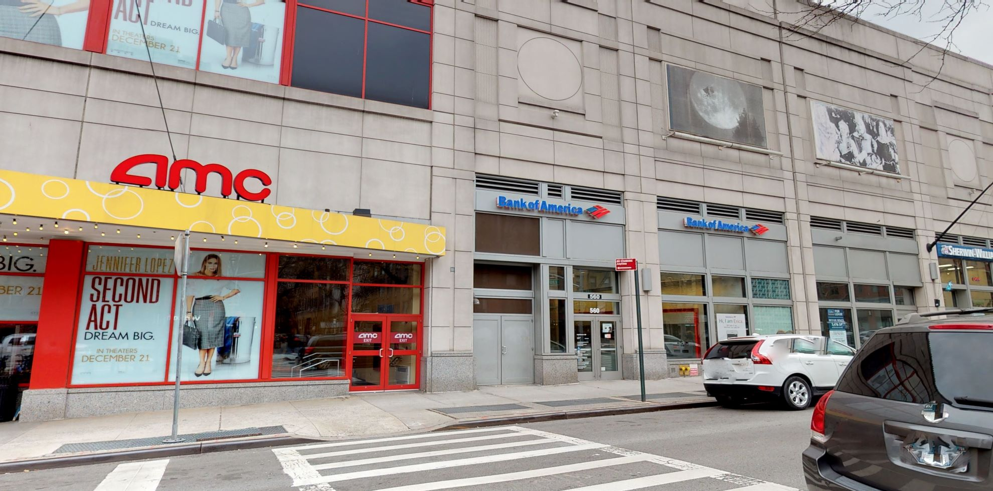 Bank of America financial center with walk-up ATM | 560 2nd Ave, New York, NY 10016