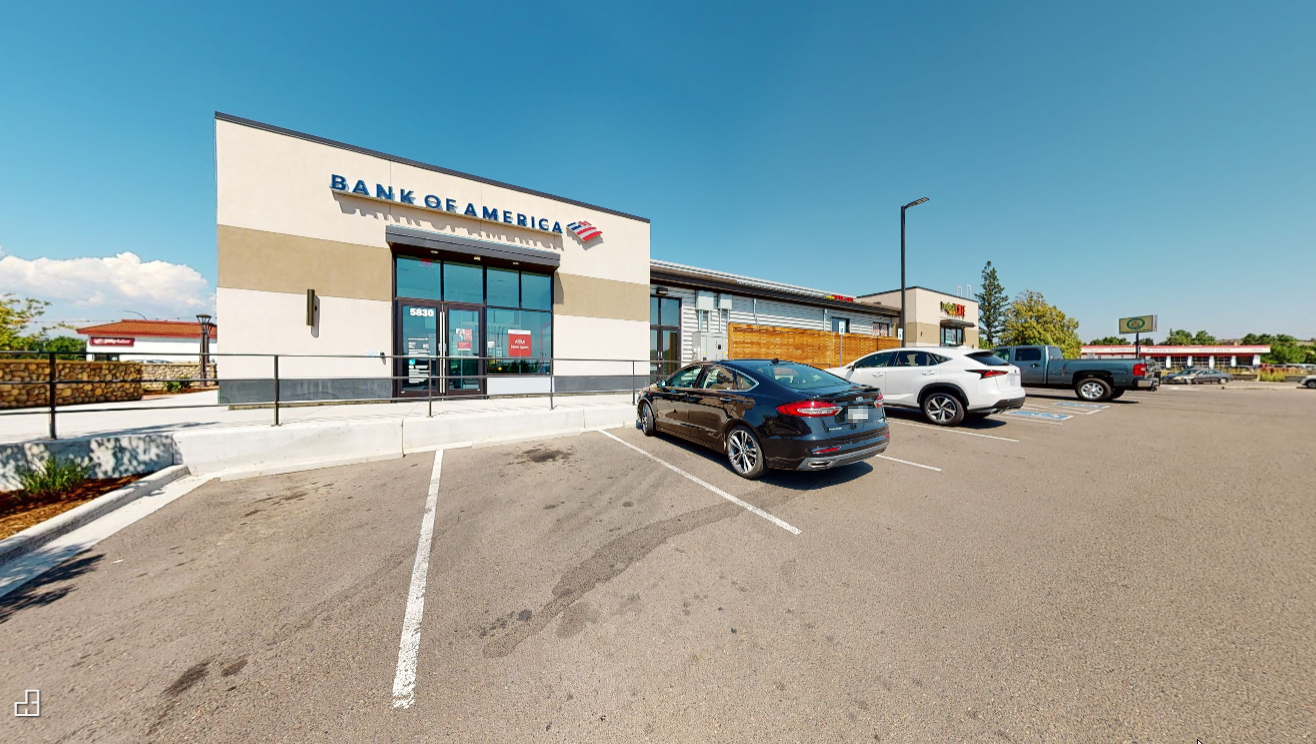 Bank of America financial center with walk-up ATM   5830 Independence St Unit 400, Arvada, CO 80002